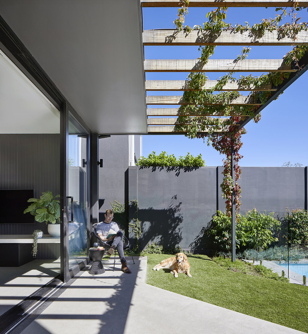 Gallery Of Fitzroy North House By Bent Architecture Local Australian Residential Design Fitzroy, Melbourne Image 1