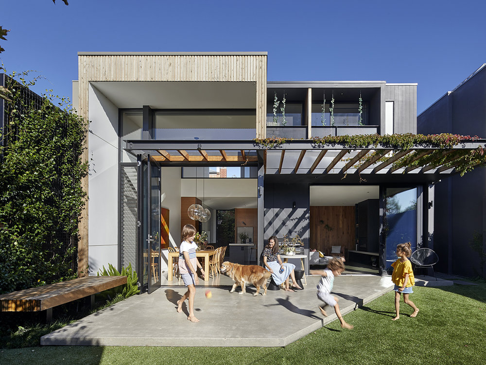 Gallery Of Fitzroy North House By Bent Architecture Local Australian Residential Design Fitzroy, Melbourne Image 3