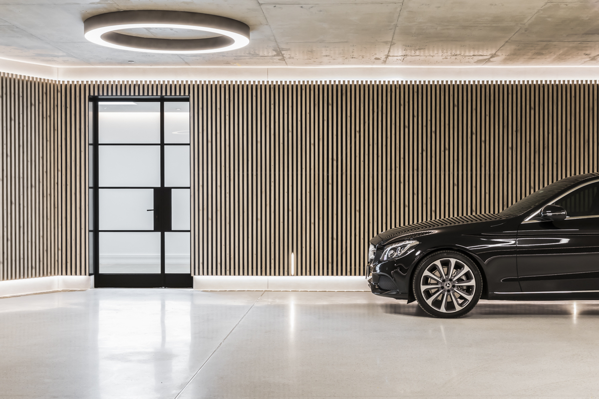 Gallery Of Garage By Kenström Design Featuring Covet Ever Art Wood Local Australian Timber Design Sydney, Nsw Image 6