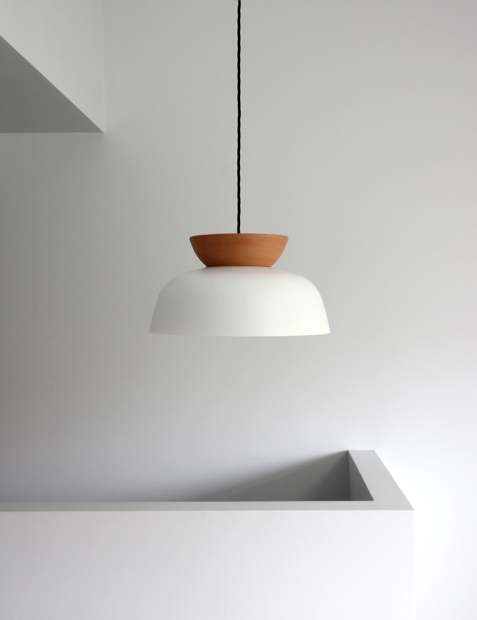 Gallery Of Hat Pendant By Lumil Local Australian Lighting Industrial Residential Design Kensington Melbourne Image 10