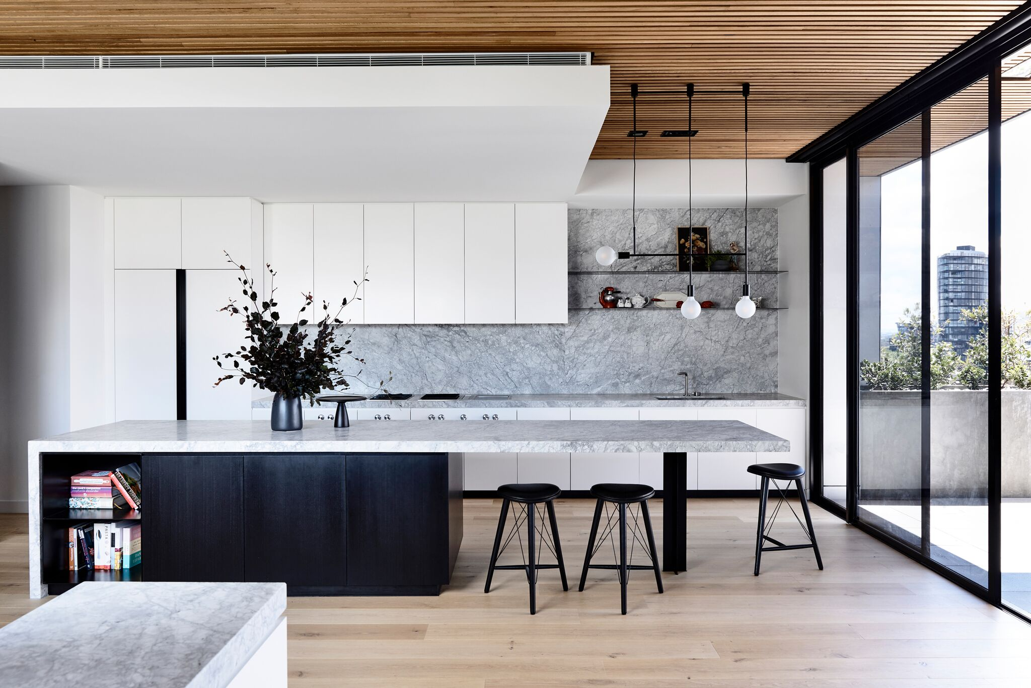 Gallery Of Holly Penthouse By Tom Robertson Architects Local Australian Architecture & Design Melbourne, Vic Image 1
