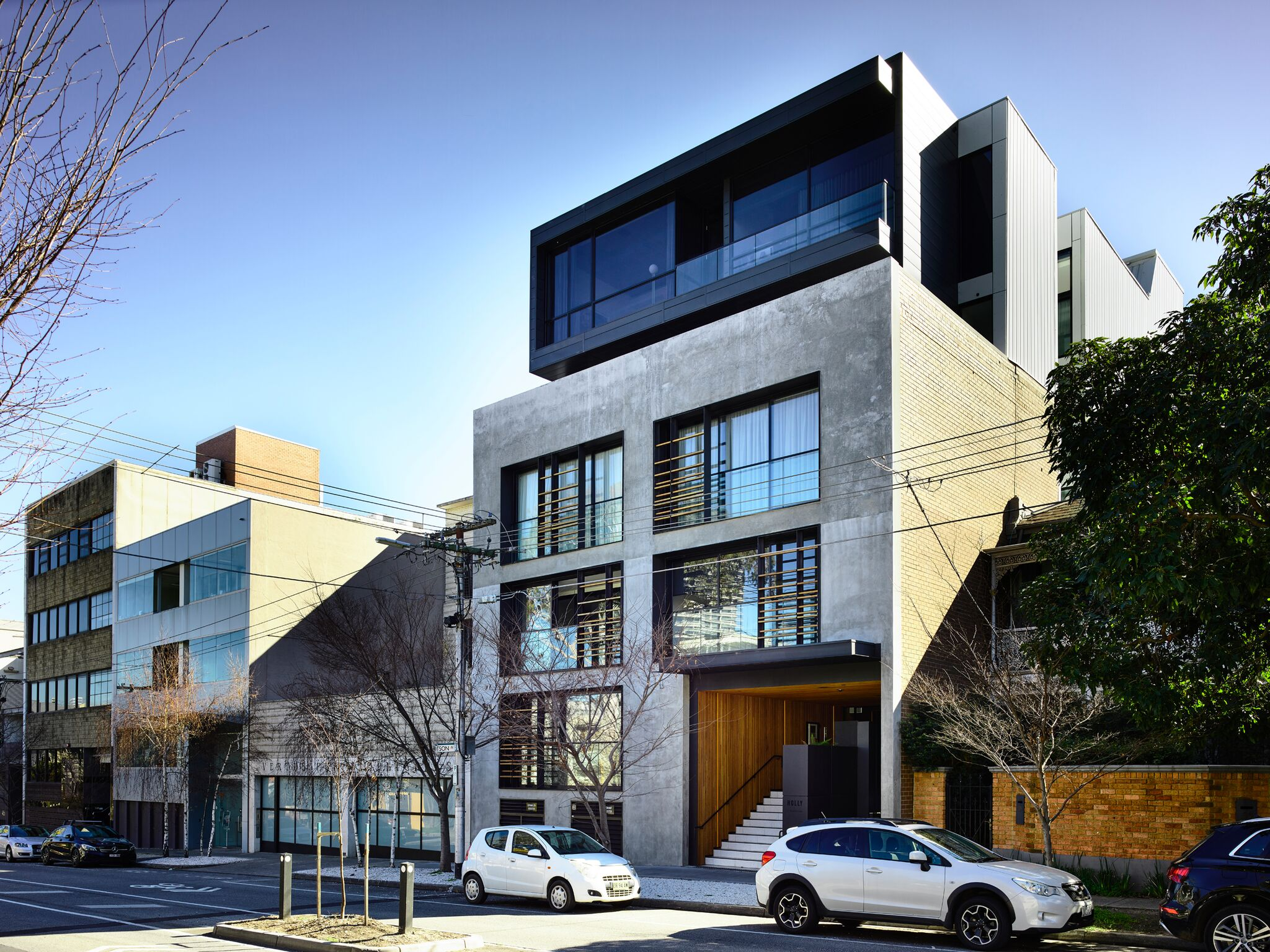 Gallery Of Holly Penthouse By Tom Robertson Architects Local Australian Architecture & Design Melbourne, Vic Image 3