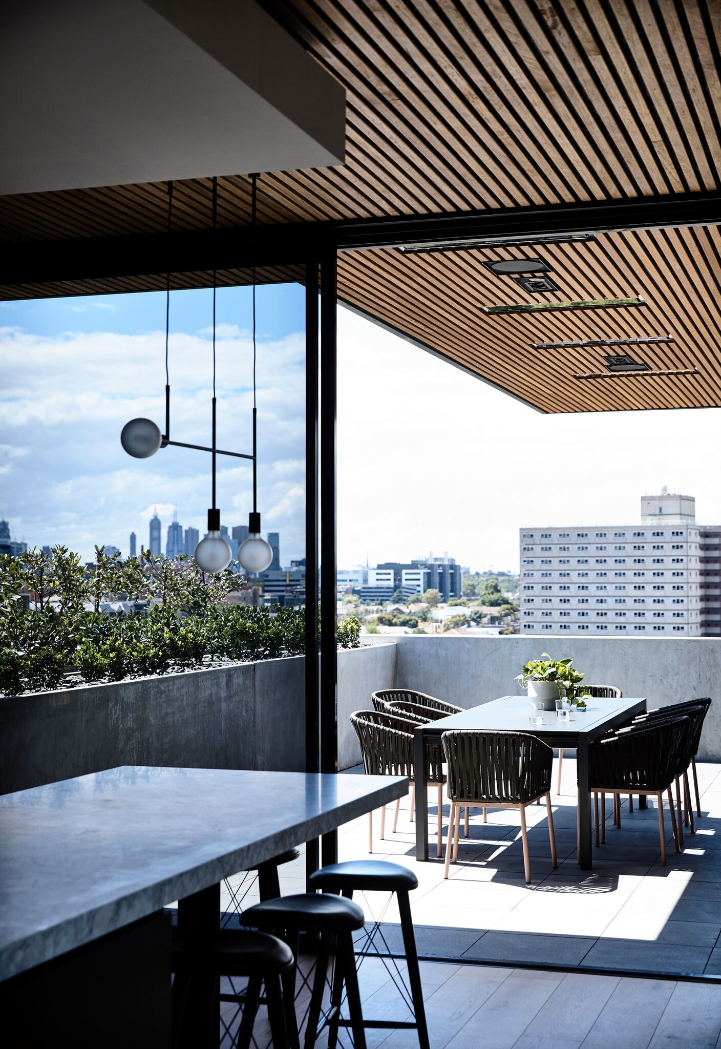 Gallery Of Holly Penthouse By Tom Robertson Architects Local Australian Bespoke Architecture & Interiors Melbourne, Vic Image 8