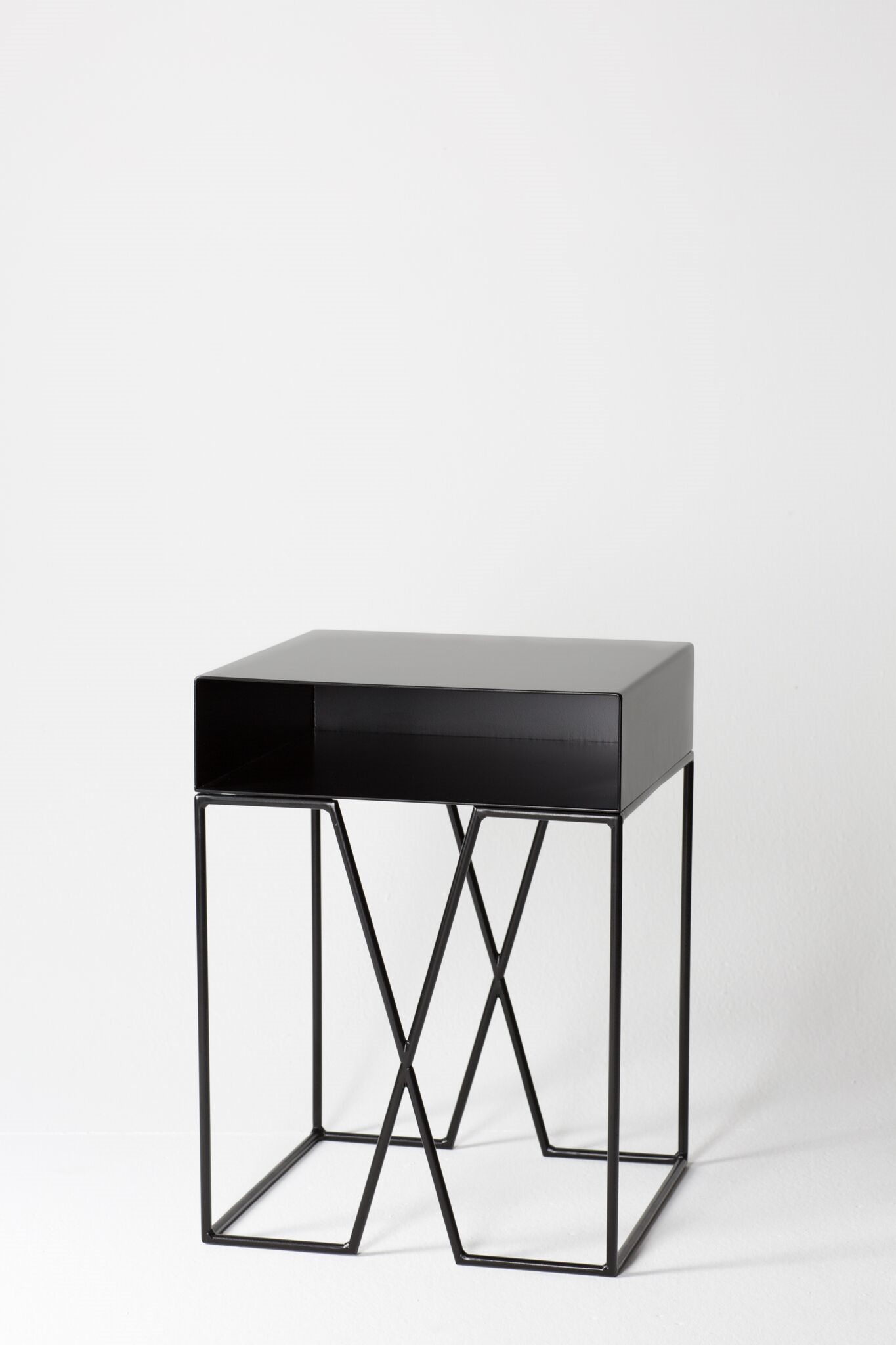 Gallery Of Tangram Bedside Table By Idle Hands Local Australian Furniture Object Design West Heidelberg Melbourne Image 3