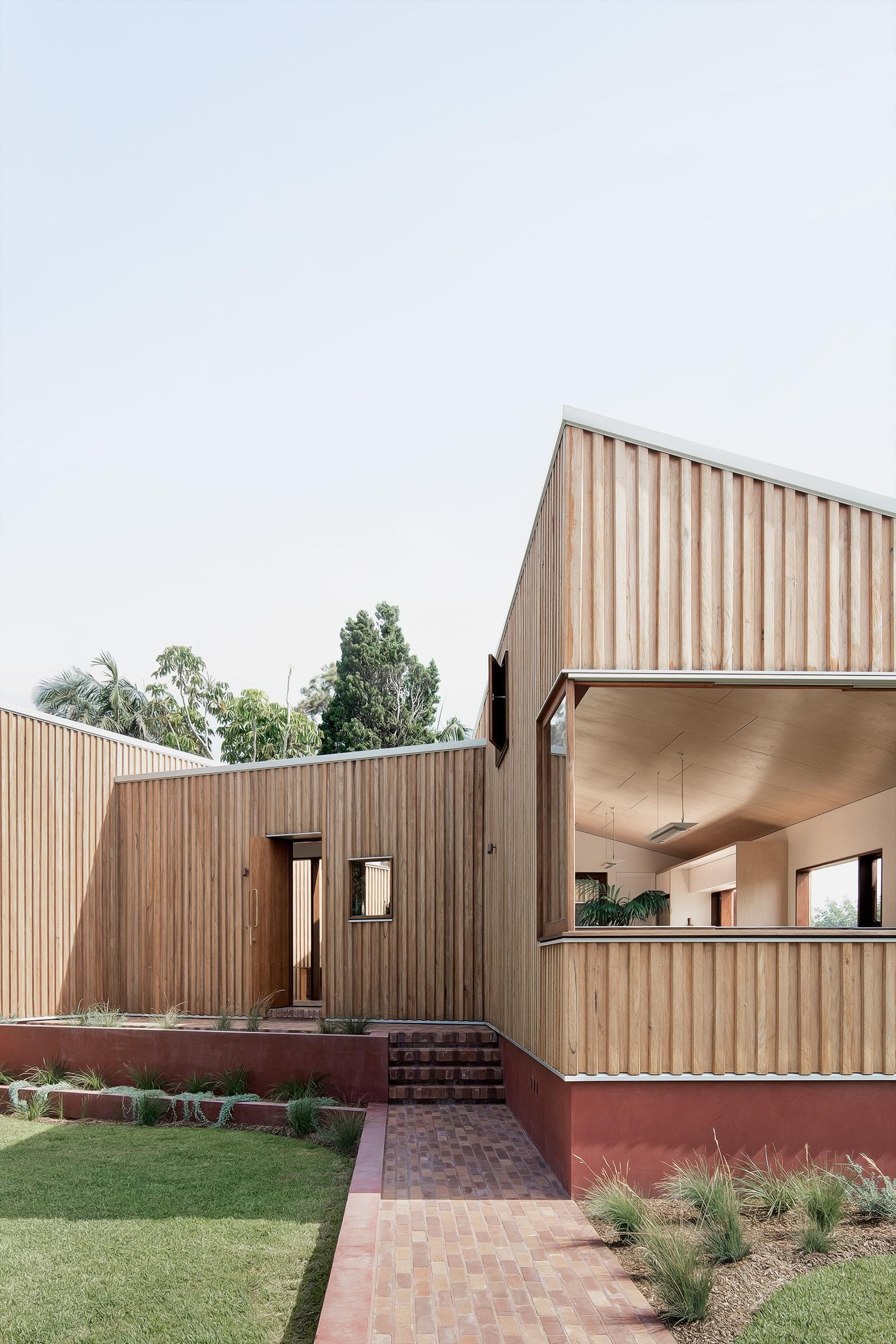 Gallery Of The Three Piece House By Trias Studio Local Australian Residential Architecture & Interiors Sydney, Nsw Image 6