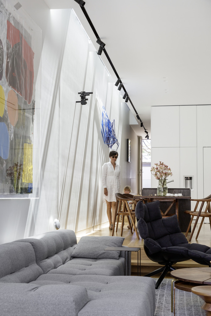 Gallery Of The Two Wall House By Woods Bagot Local Australian Architecture & Residential Design Lilyfield, Sydney Image 8