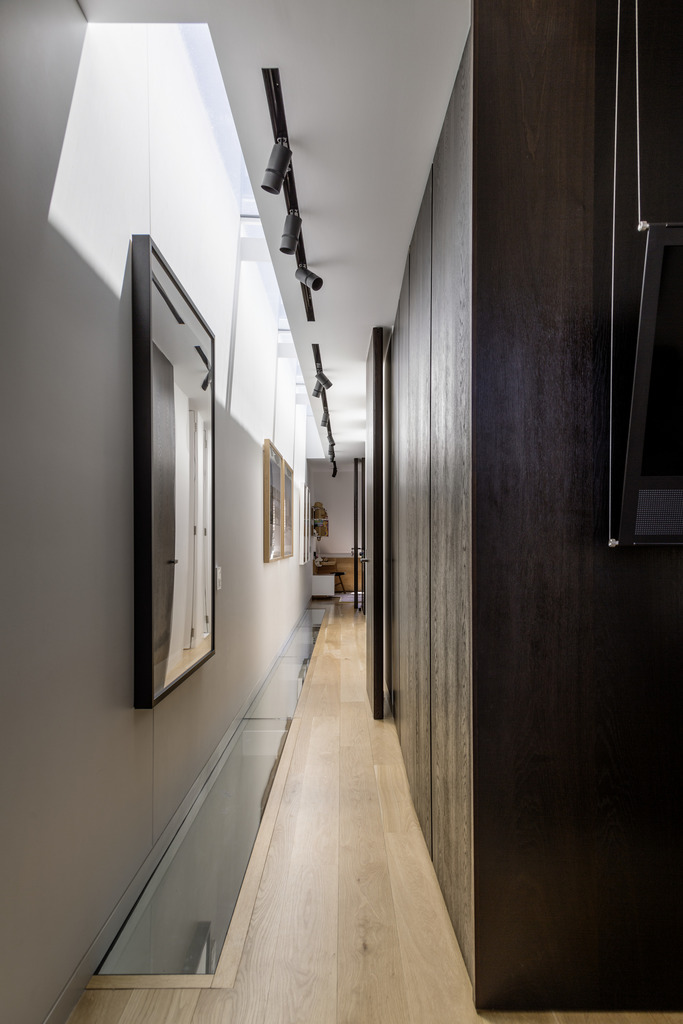 Gallery Of The Two Wall House By Woods Bagot Local Australian Architecture And Residential Bespoke Interiors Lilyfield, Sydney Image 37