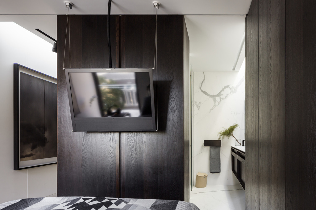 Gallery Of The Two Wall House By Woods Bagot Local Australian Interior Architecture And Contempoary Design Lilyfield, Sydney Image 29