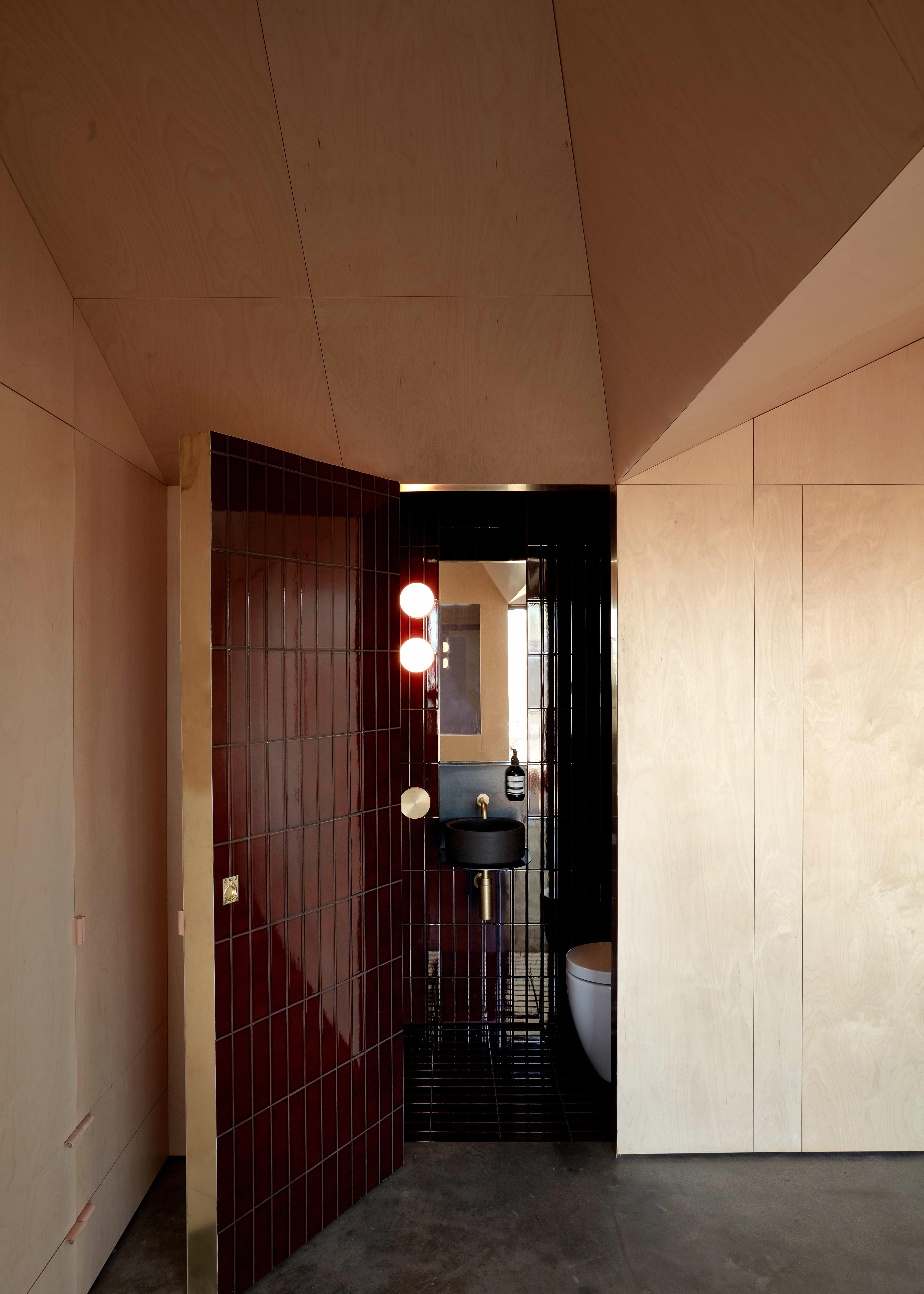 Gallery Of #thebaetas By Liz Walsh & Alex Nielsen Local Australian Bespoke Small Scale Architecture Sandy Bay, Tas Image 8