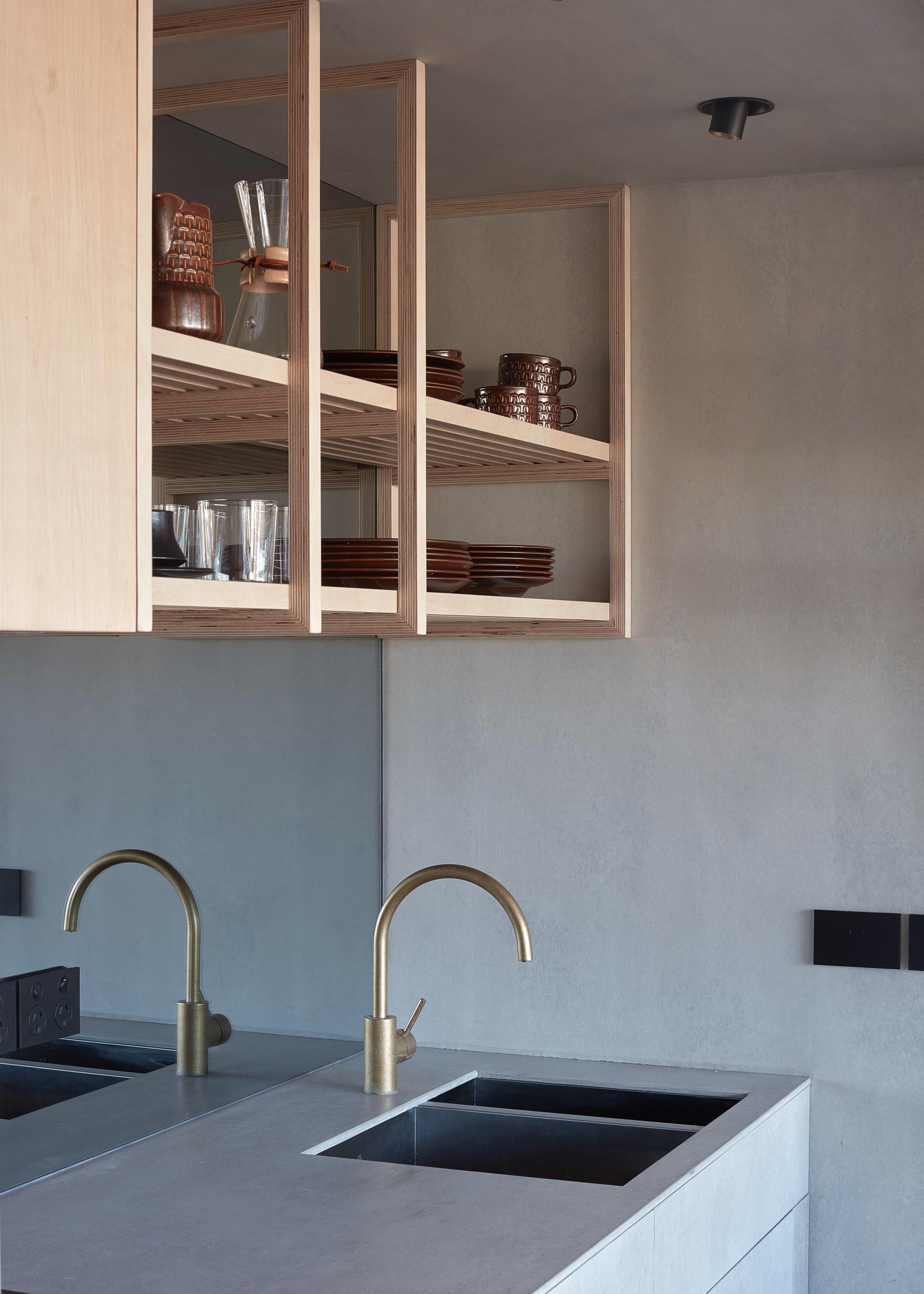 Gallery Of #thebaetas By Liz Walsh & Alex Nielsen Local Australian Residential Architecture & Interior Design Sandy Bay, Tas Image 11
