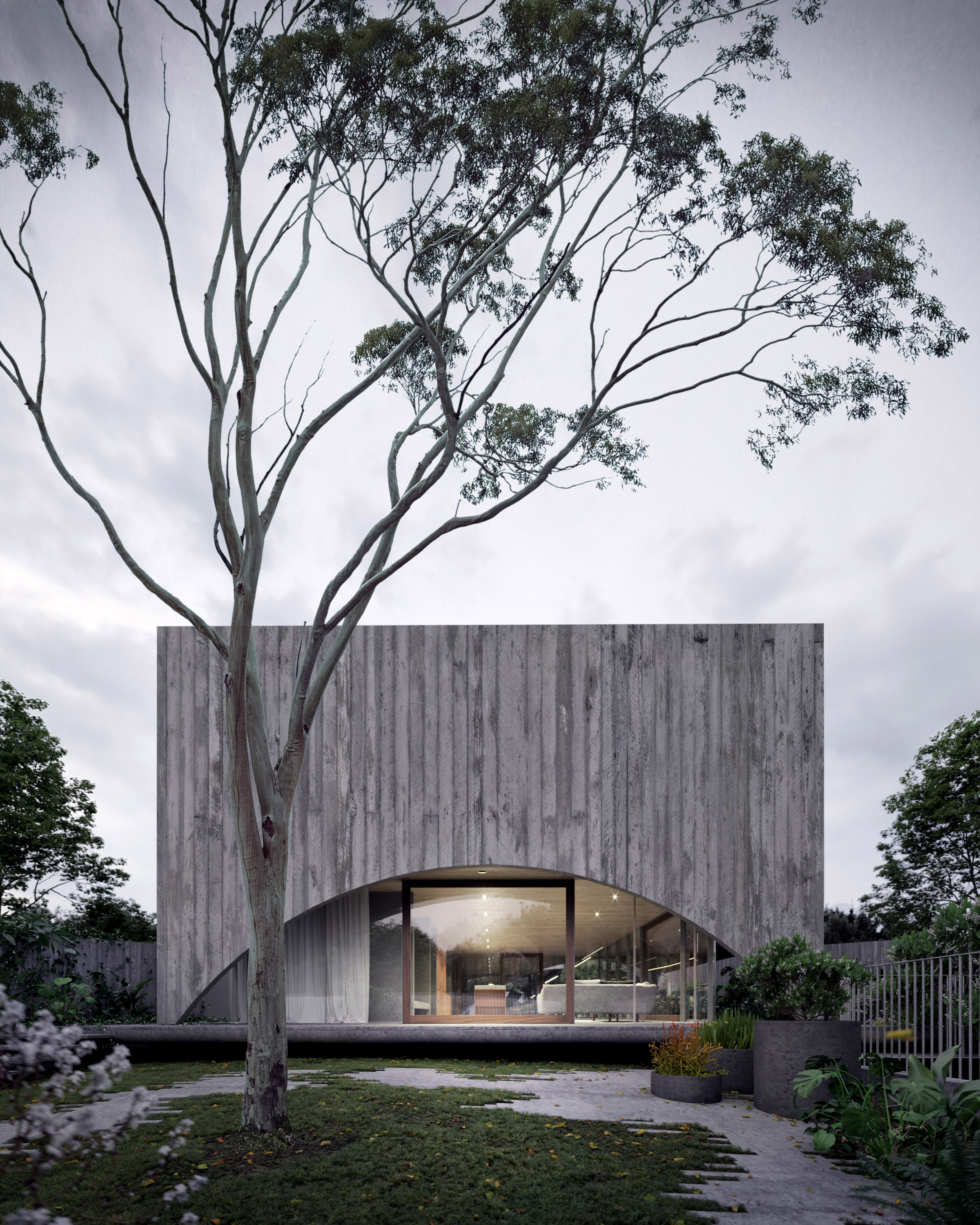 Hawthorn House By Edition Office Renders Local Australian Architecture And Design Melbournev03