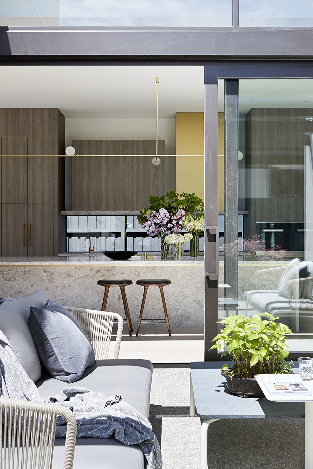 The Concrete Conceal House By Tecture Local Australian Design & Interiors Caulfield, Melbourne Image 10