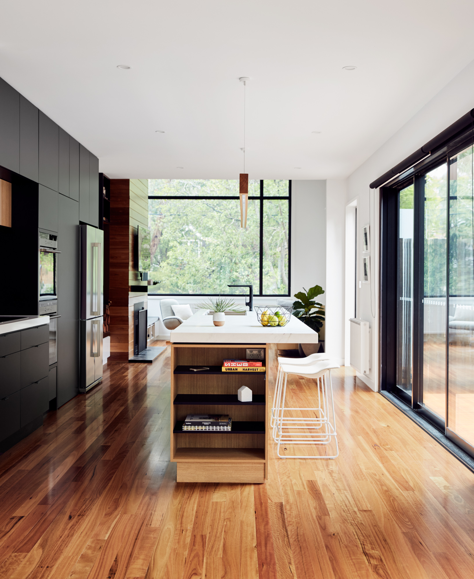 Gallery Of Blackburn House By Archiblox Local Australian Architecture & Design Blackburn, Vic Image 3
