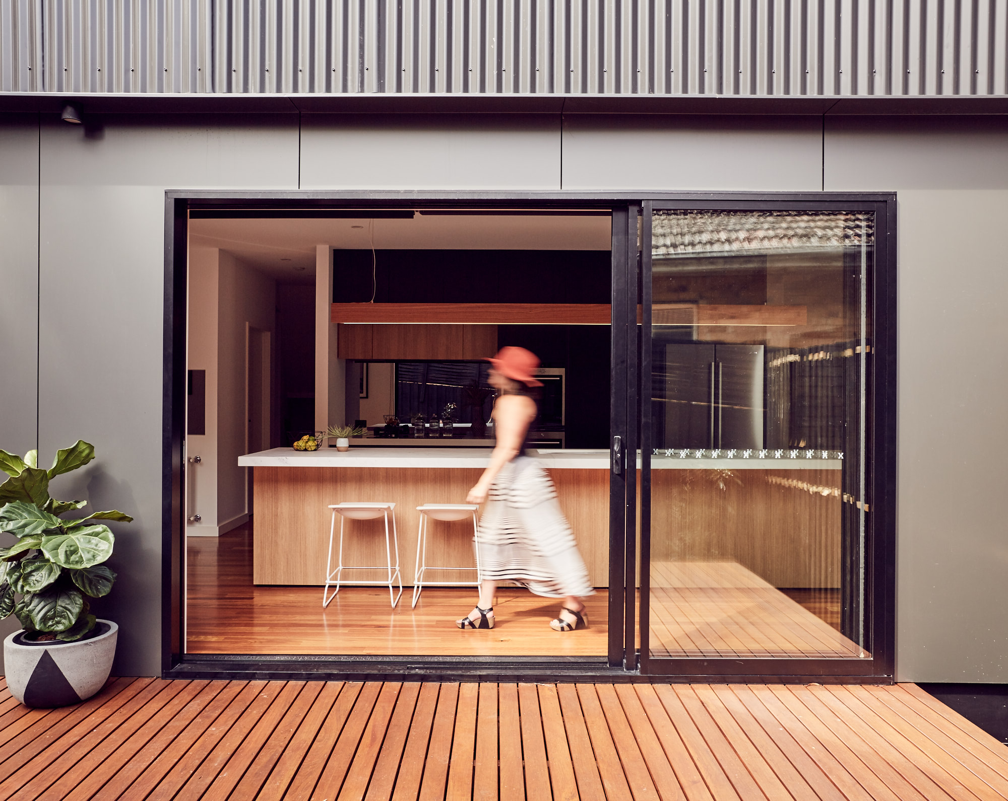 Gallery Of Blackburn House By Archiblox Local Australian Architecture & Design Blackburn, Vic Image 5