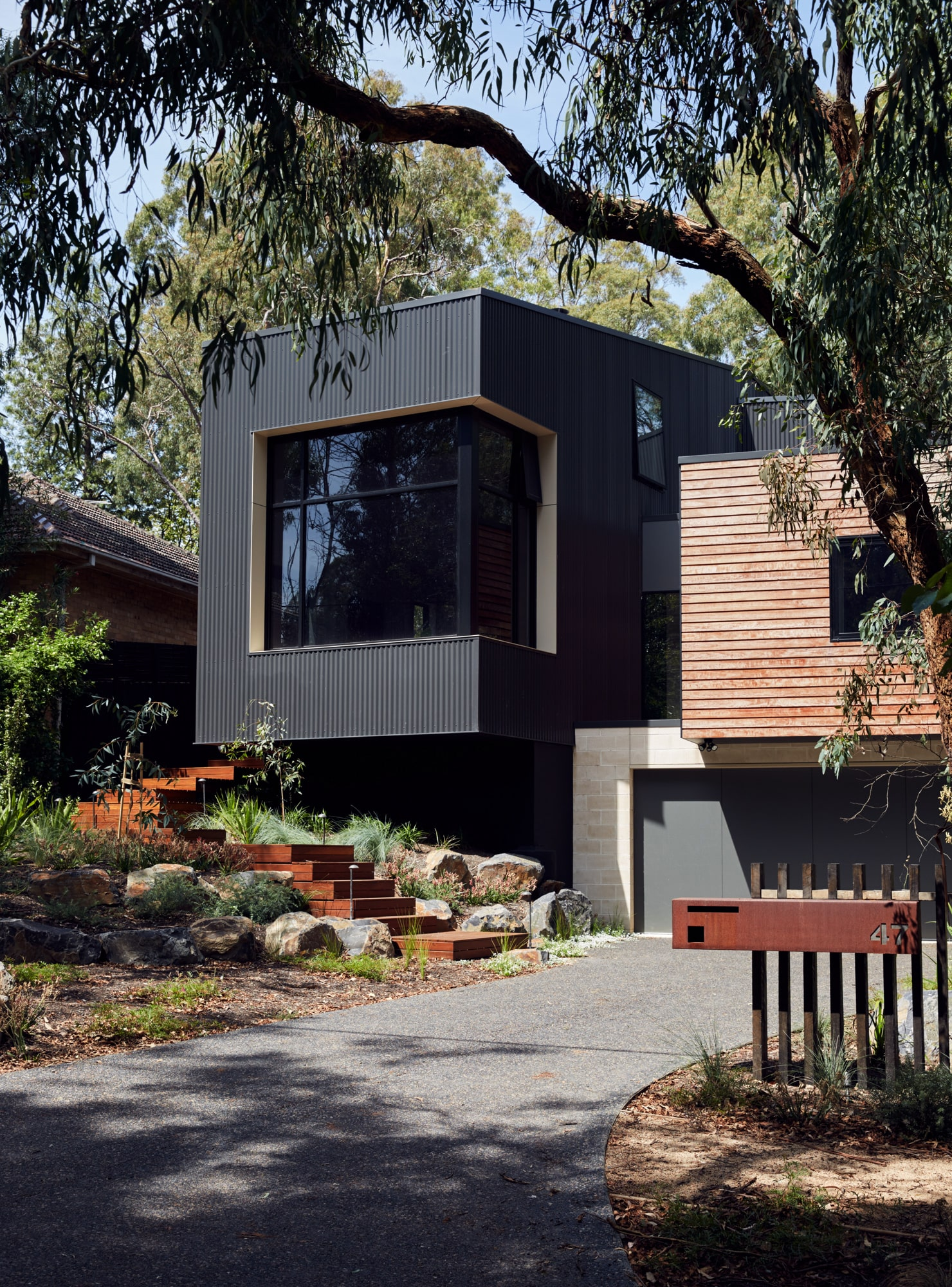 Gallery Of Blackburn House By Archiblox Local Australian Interior Architecture And Residential Design Blackburn, Vic Image 16