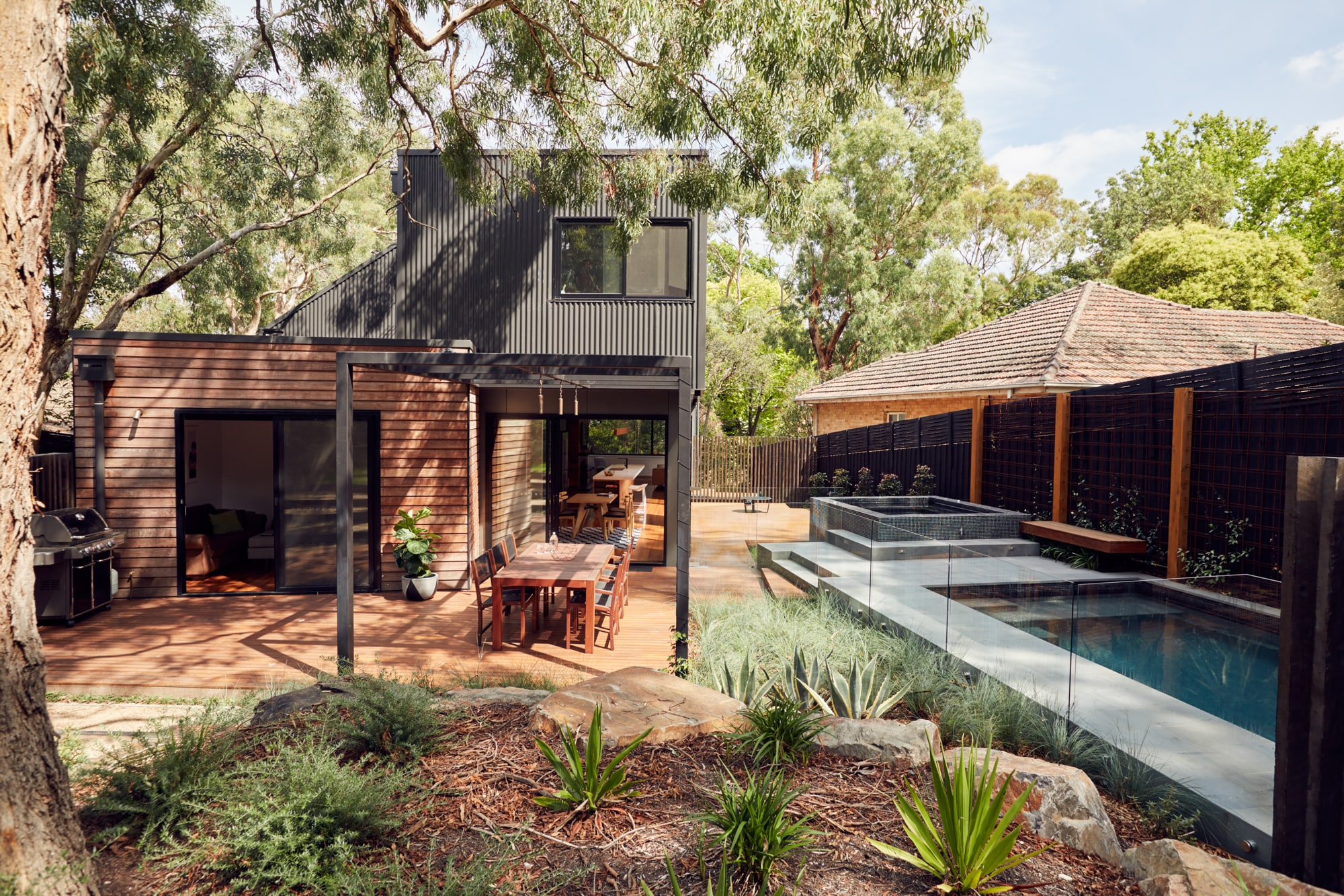 Gallery Of Blackburn House By Archiblox Local Australian Modular Architecture & Interiors Blackburn, Vic Image 6