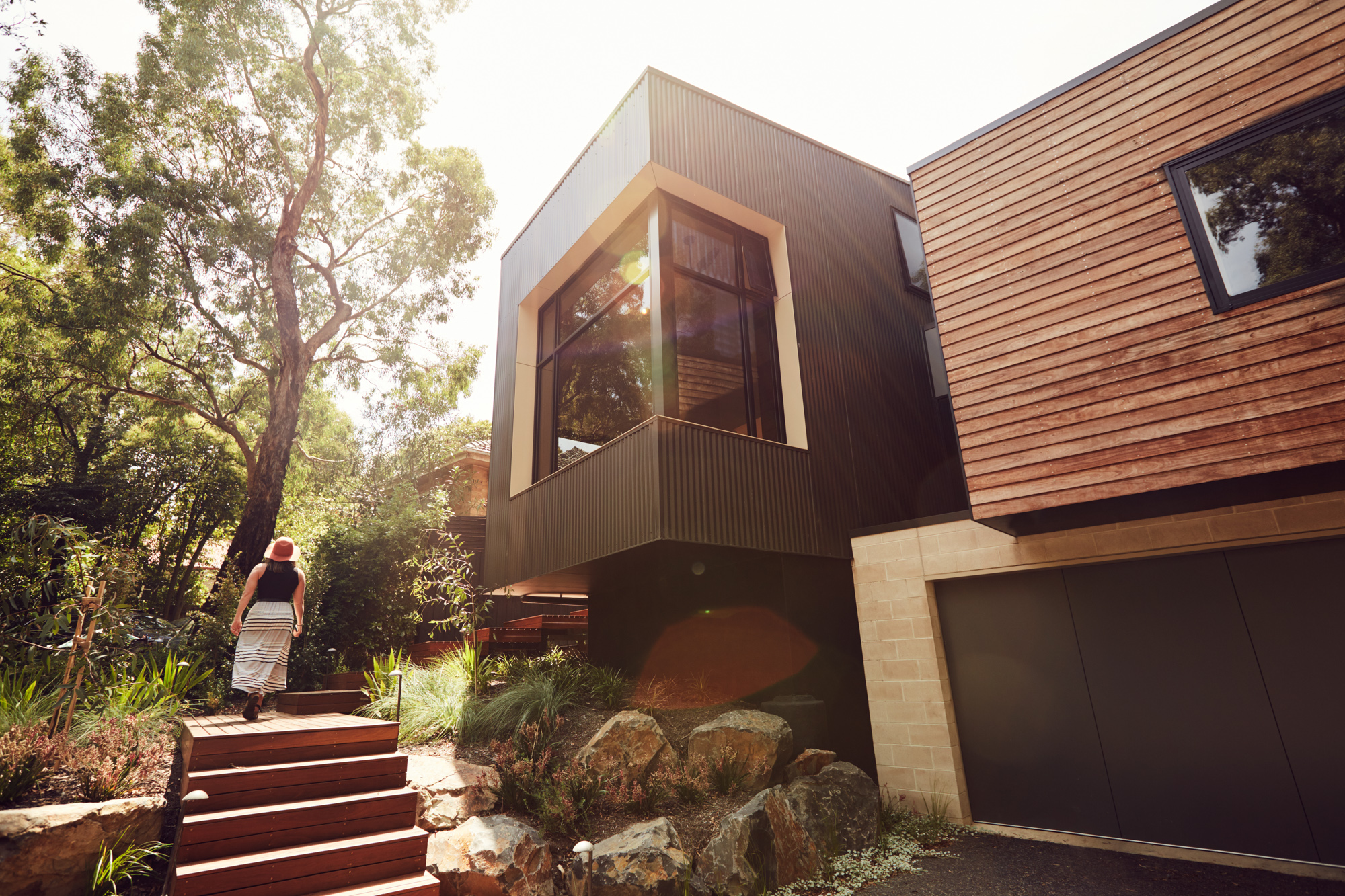 Gallery Of Blackburn House By Archiblox Local Australian Modular Architecture & Interiors Blackburn, Vic Image 8