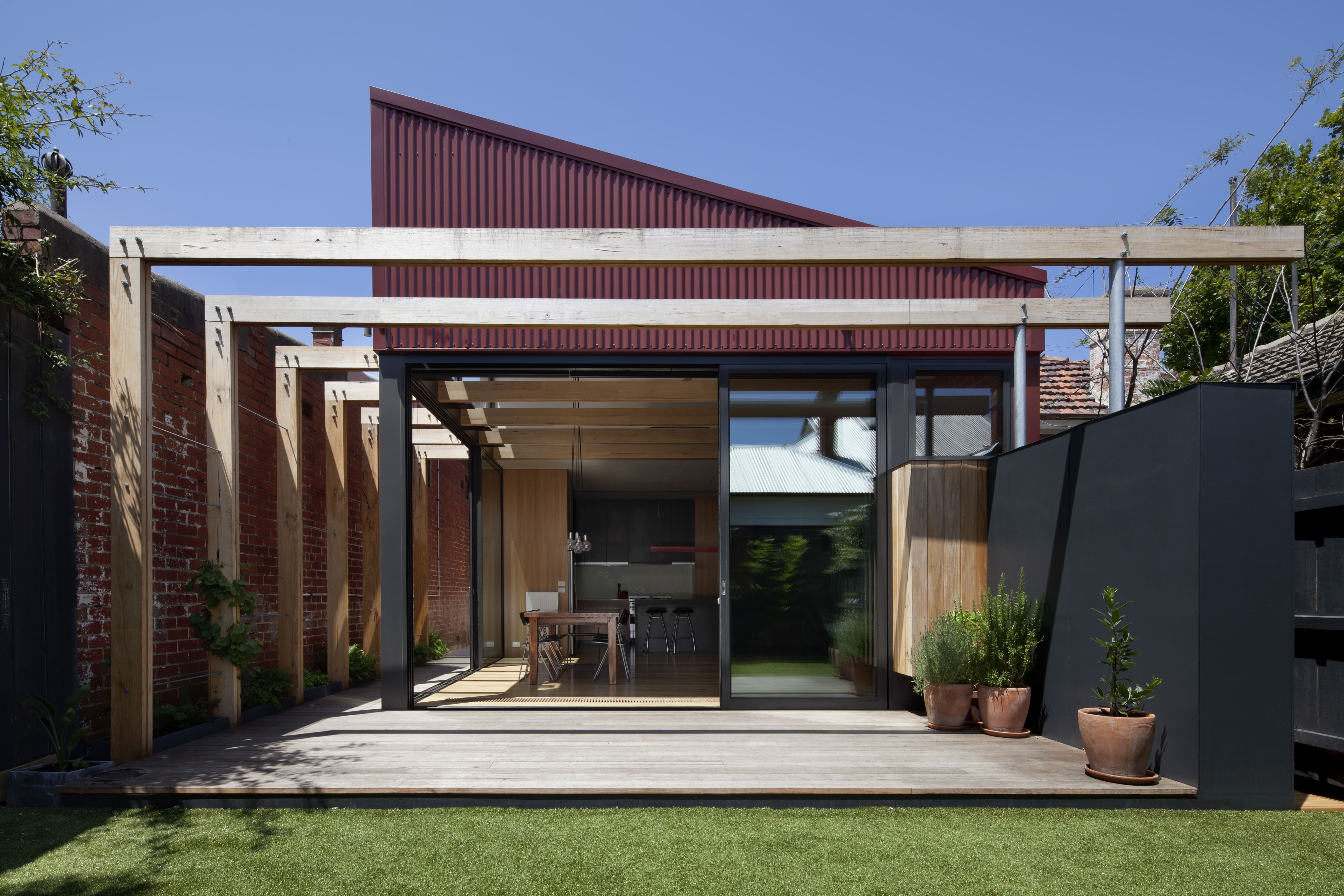 Gallery Of Clifton Hill House By Bent Architecture Local Australian Architecture & Design Melbourne, Vic Image 1