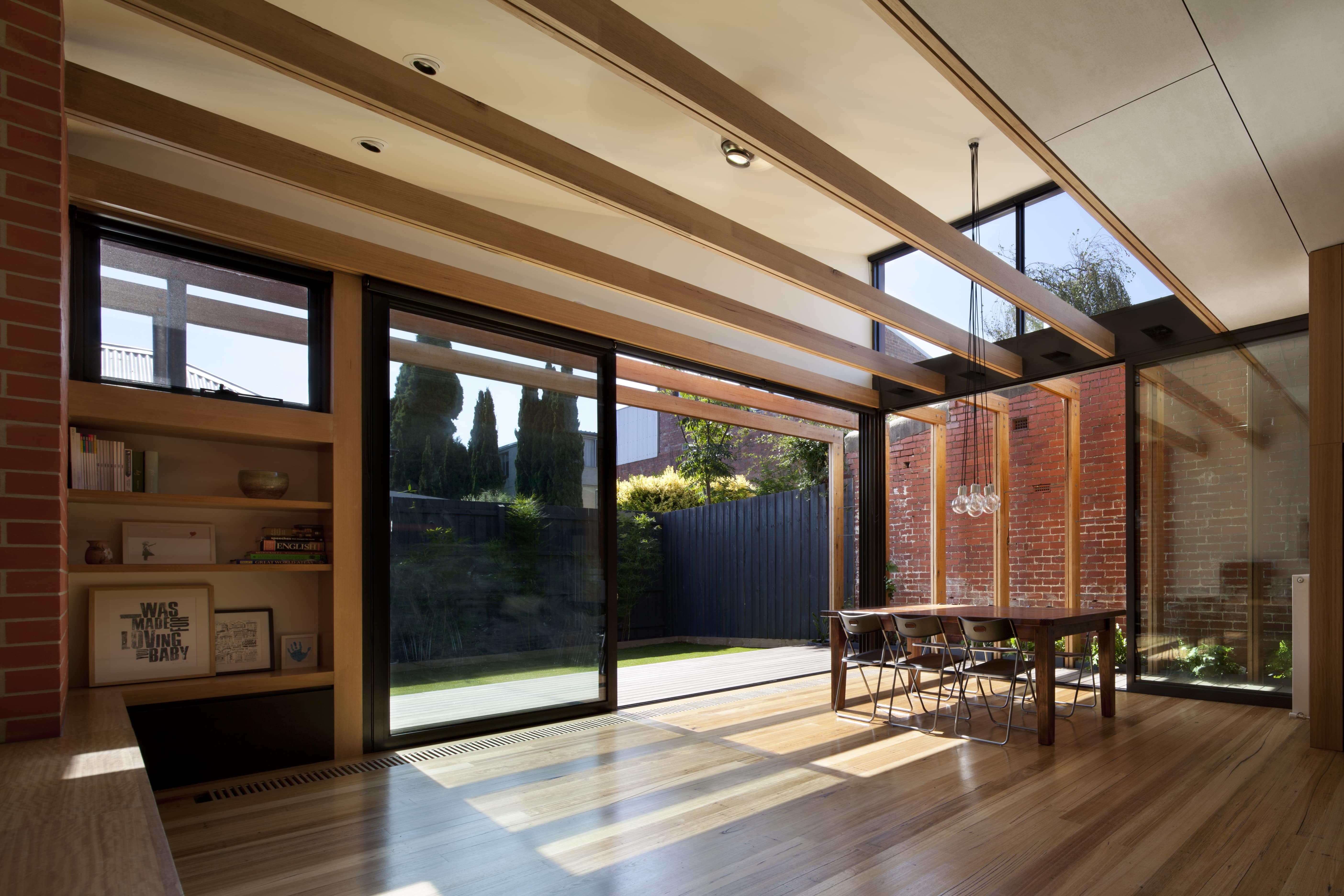 Gallery Of Clifton Hill House By Bent Architecture Local Australian Contemporary Architecture & Interiors Melbourne, Vic Image 4