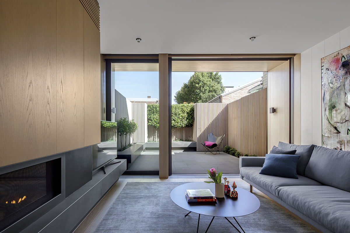 Gallery Of Dank Street House By Neil Architecture Local Australian Bespoke Design & Interiors Albert Park, Melbourne Image 4