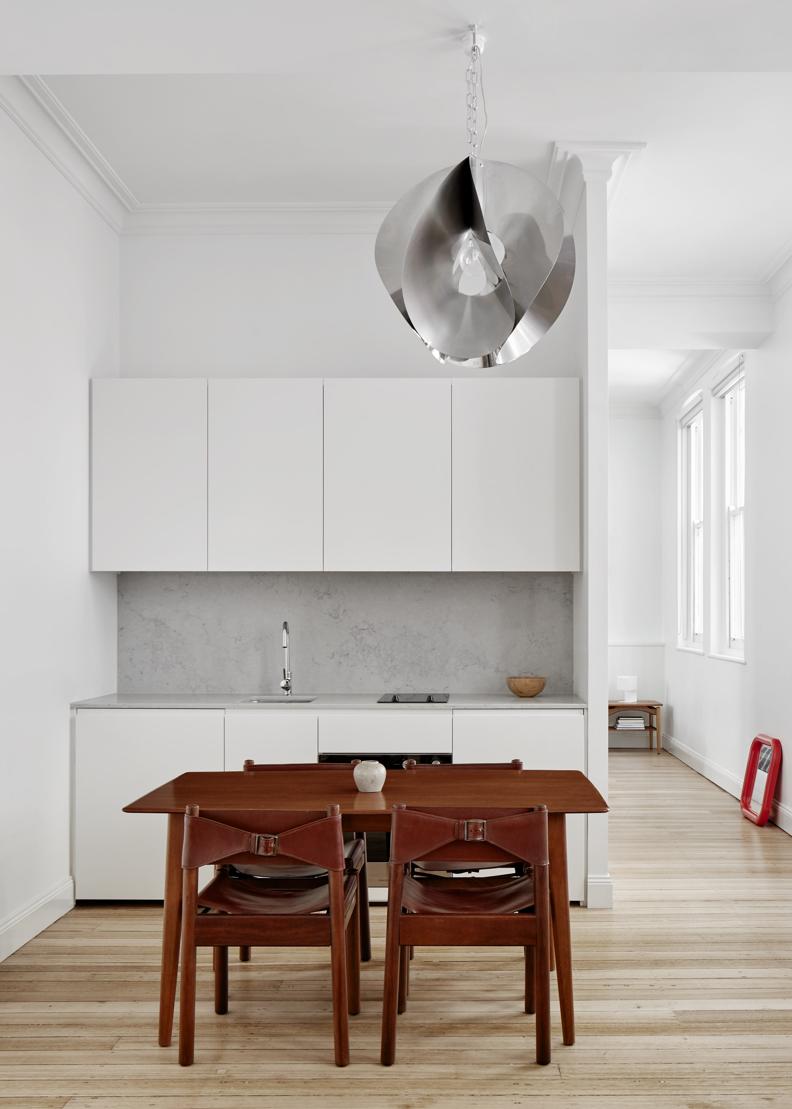 Gallery Of Flinders Lane Apartment By Nicholas Gurney Local Australian Bespoke Architecture Melbourne, Vic Image 5