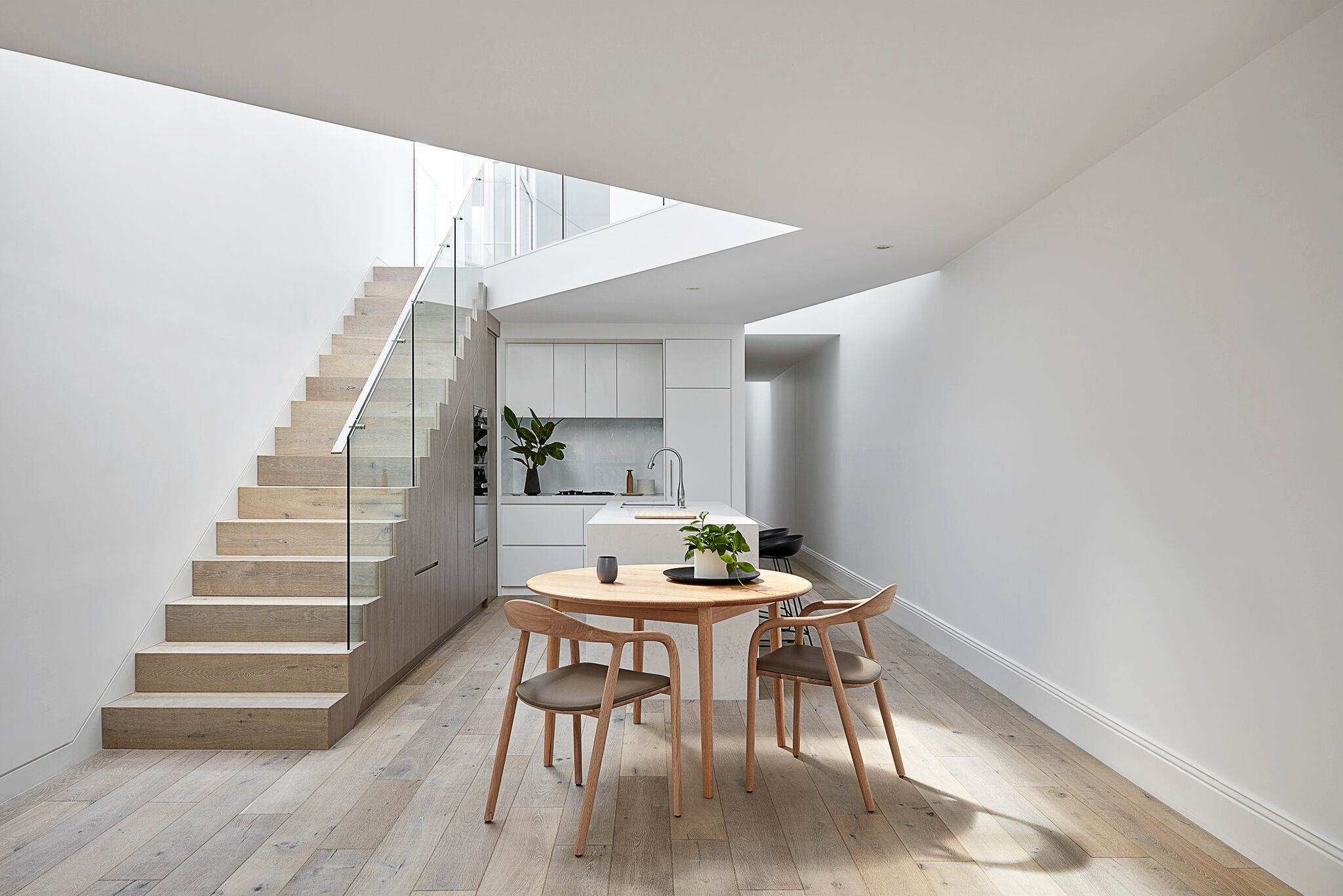Gallery Of Oban Street By Mittelman Amsellem Architects Local Australian Architecture & Design South Yarra, Melbourne Image 3