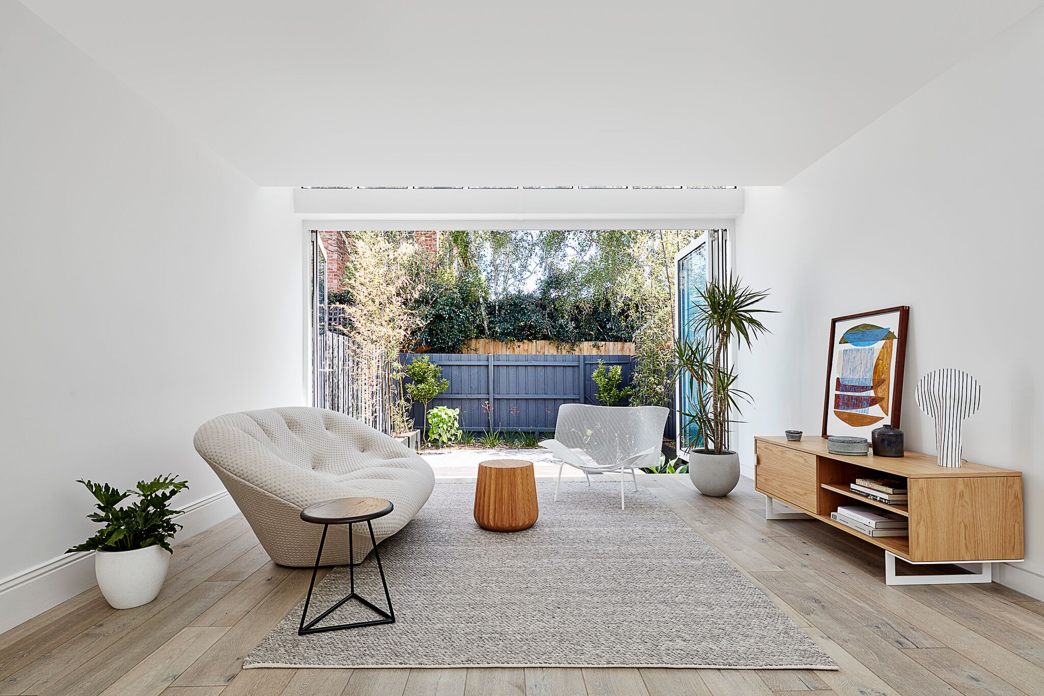 Gallery Of Oban Street By Mittelman Amsellem Architects Local Australian Design & Interiors South Yarra, Melbourne Image 8