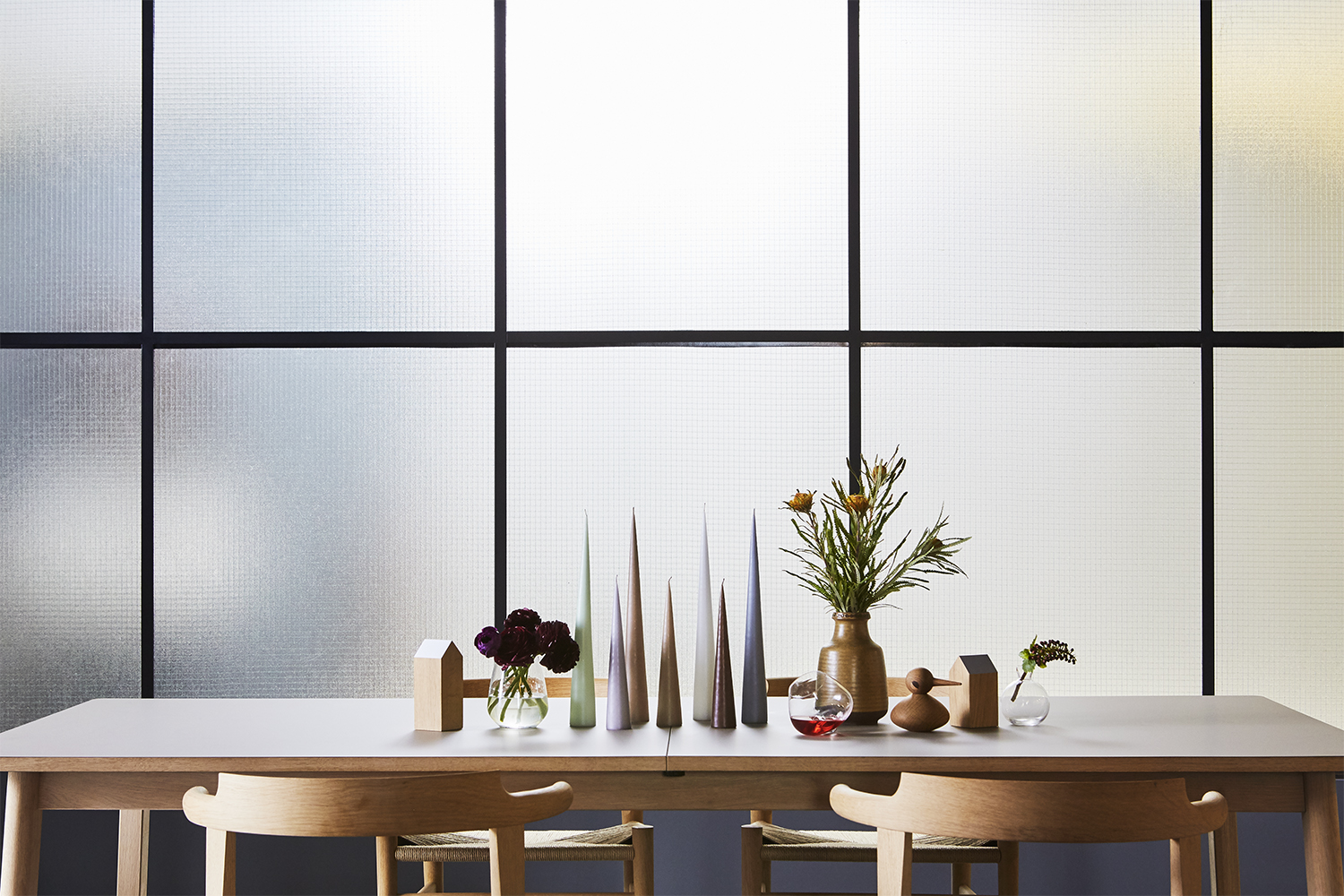 The Apartment showcases Anton's inspiring design collection of new and old pieces.