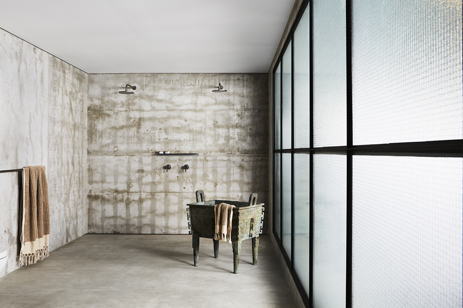 The Great Dane Apartment, then, is a space that translates the influential memory of place into a contemporary expression.