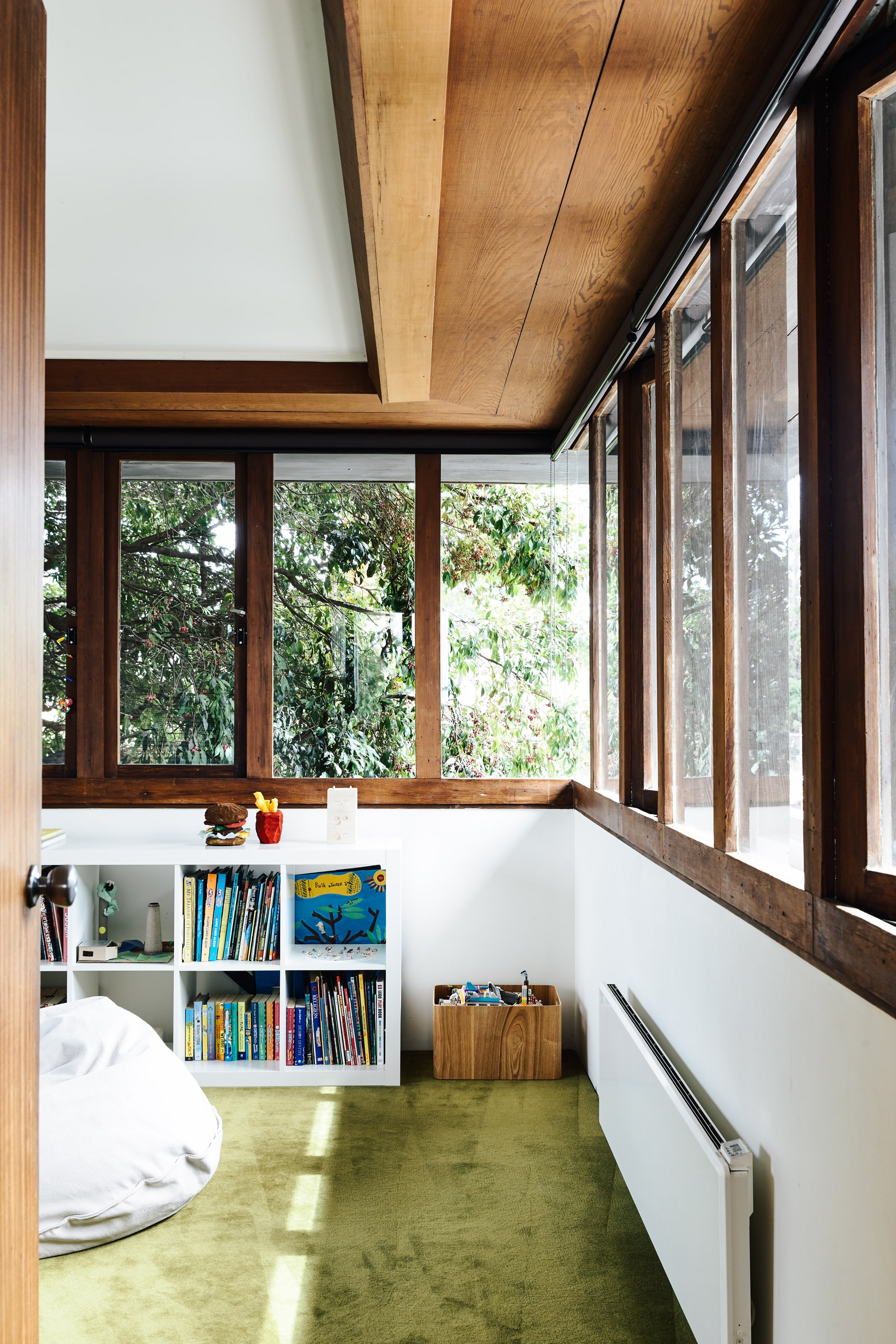 Gallery Of The Godsell House By David Godsell Local Australian Interiors & Modernist Architecture Beaumaris, Vic Image 10