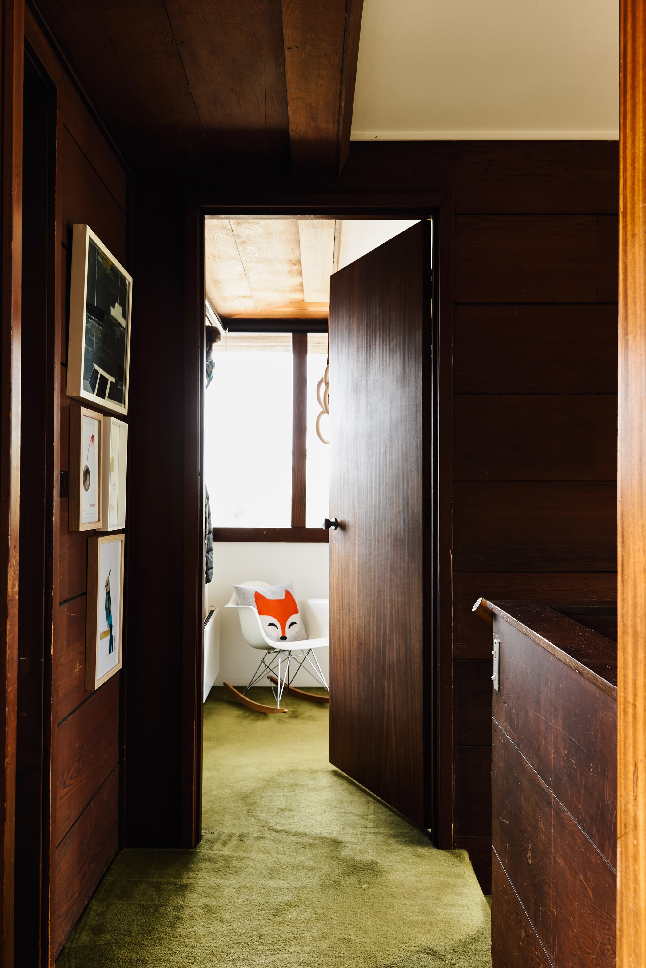 Gallery Of The Godsell House By David Godsell Local Australian Interiors & Modernist Architecture Beaumaris, Vic Image 11
