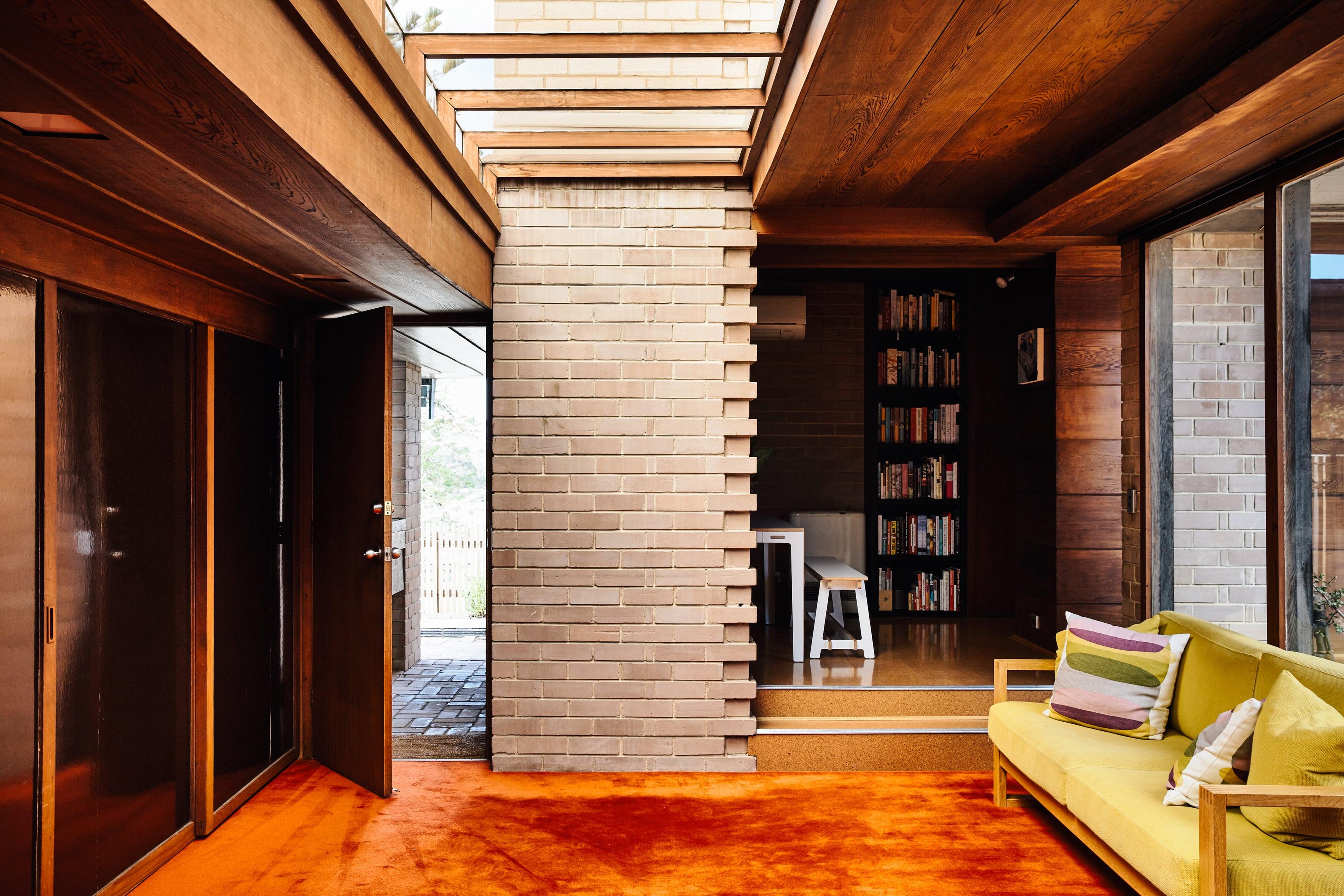 Gallery Of The Godsell House By David Godsell Local Australian Mid Century Modernist Design & Interiors Beaumaris, Vic Image 13