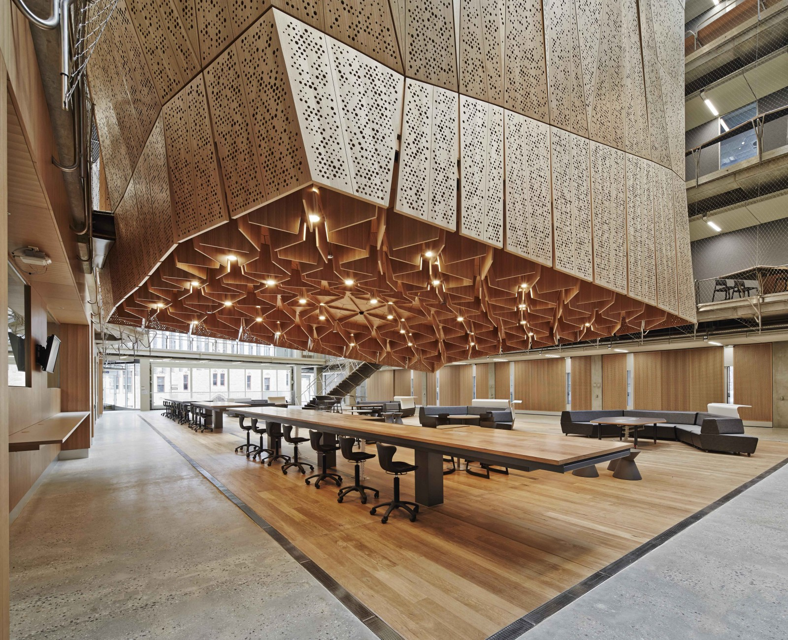 Gallery of the msdx by the melbourne school of design local