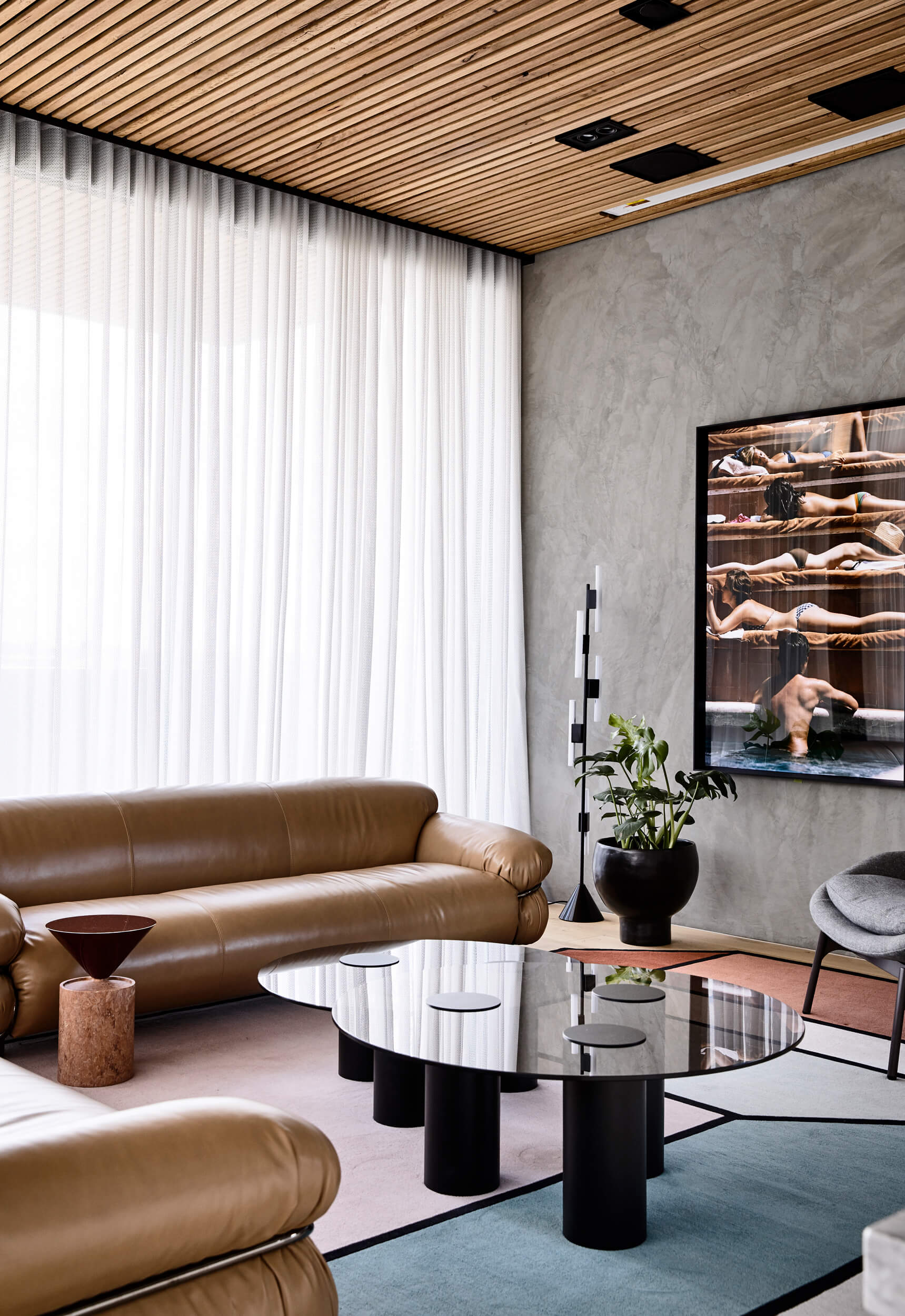 Holly Penthouse By Tom Robertson Architects Project Feature Melbourne, Australia Local Australian Design & Architectureholly R V Derek018