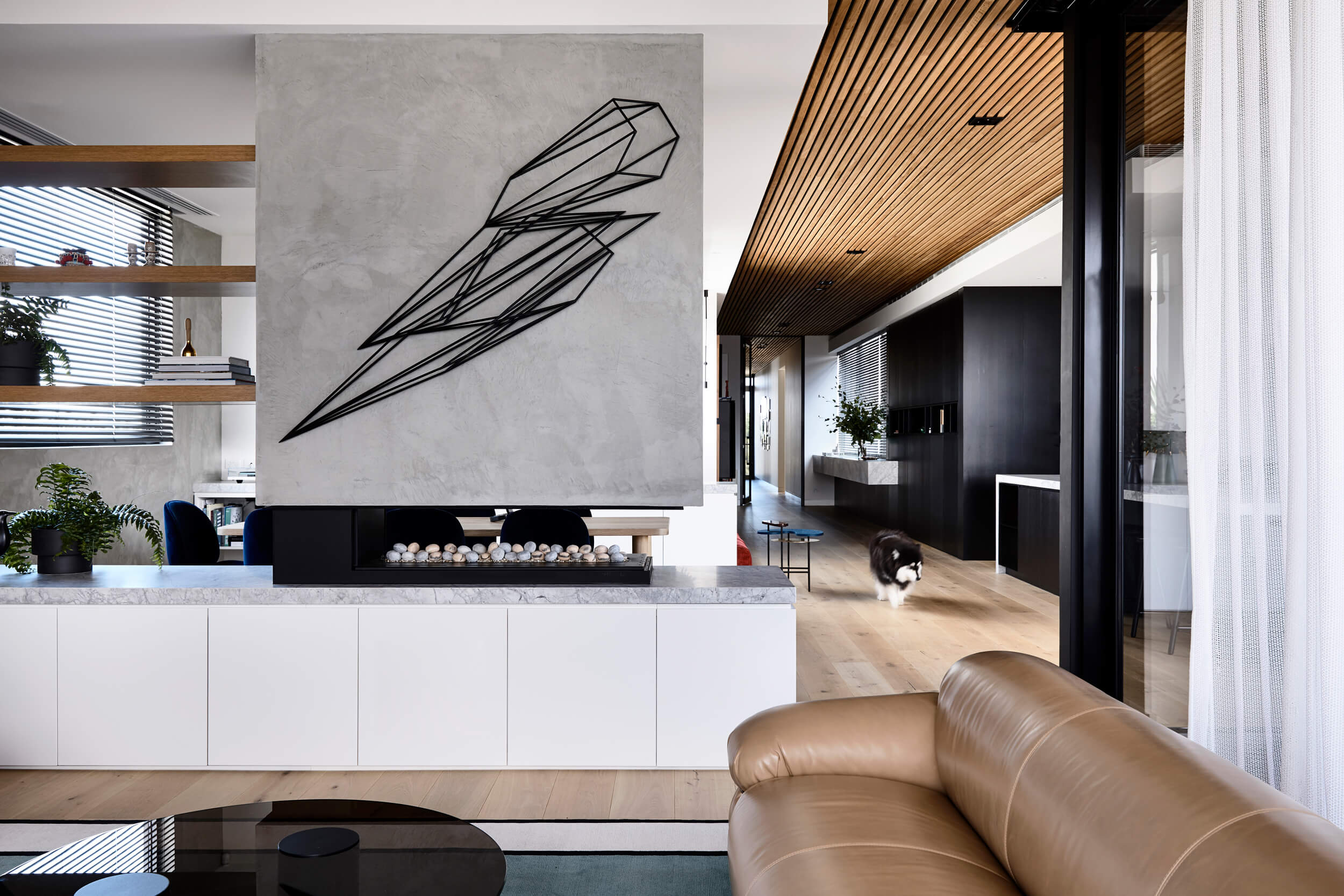 Holly Penthouse By Tom Robertson Architects Project Feature Melbourne, Australia Local Australian Design & Architectureholly R V Derek019