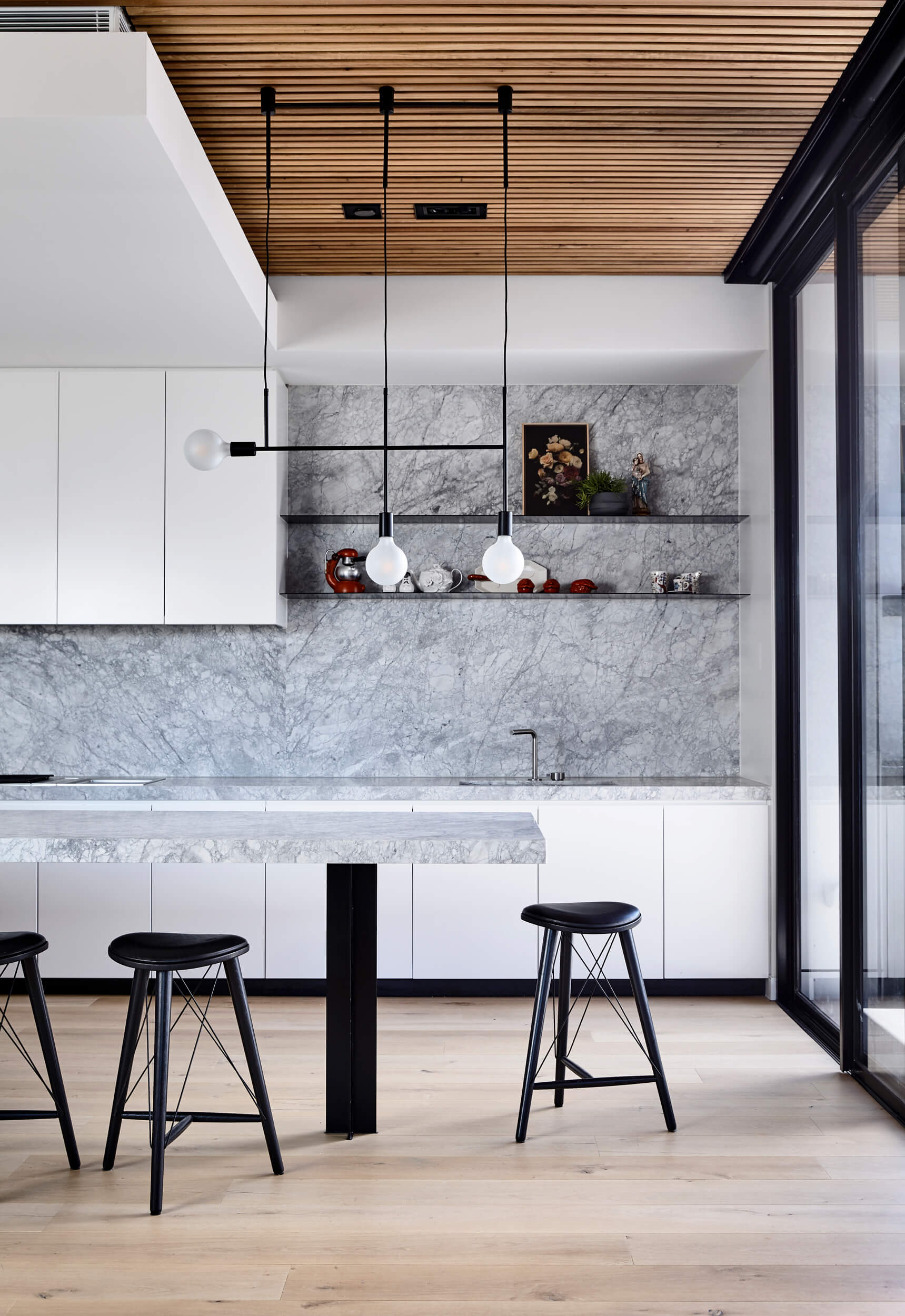 Holly Penthouse By Tom Robertson Architects Project Feature Melbourne, Australia Local Australian Design & Architectureholly R V Derek024