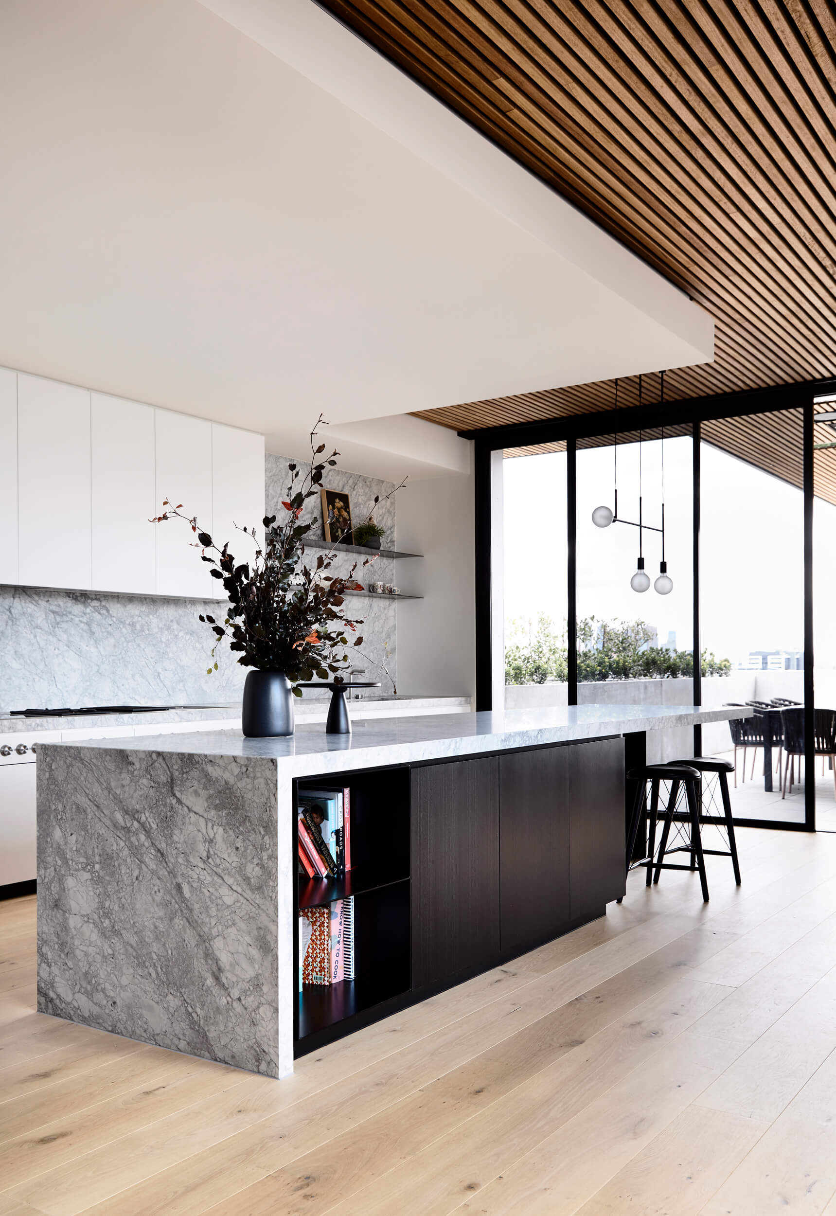 Holly Penthouse By Tom Robertson Architects Project Feature Melbourne, Australia Local Australian Design & Architectureholly R V Derek032