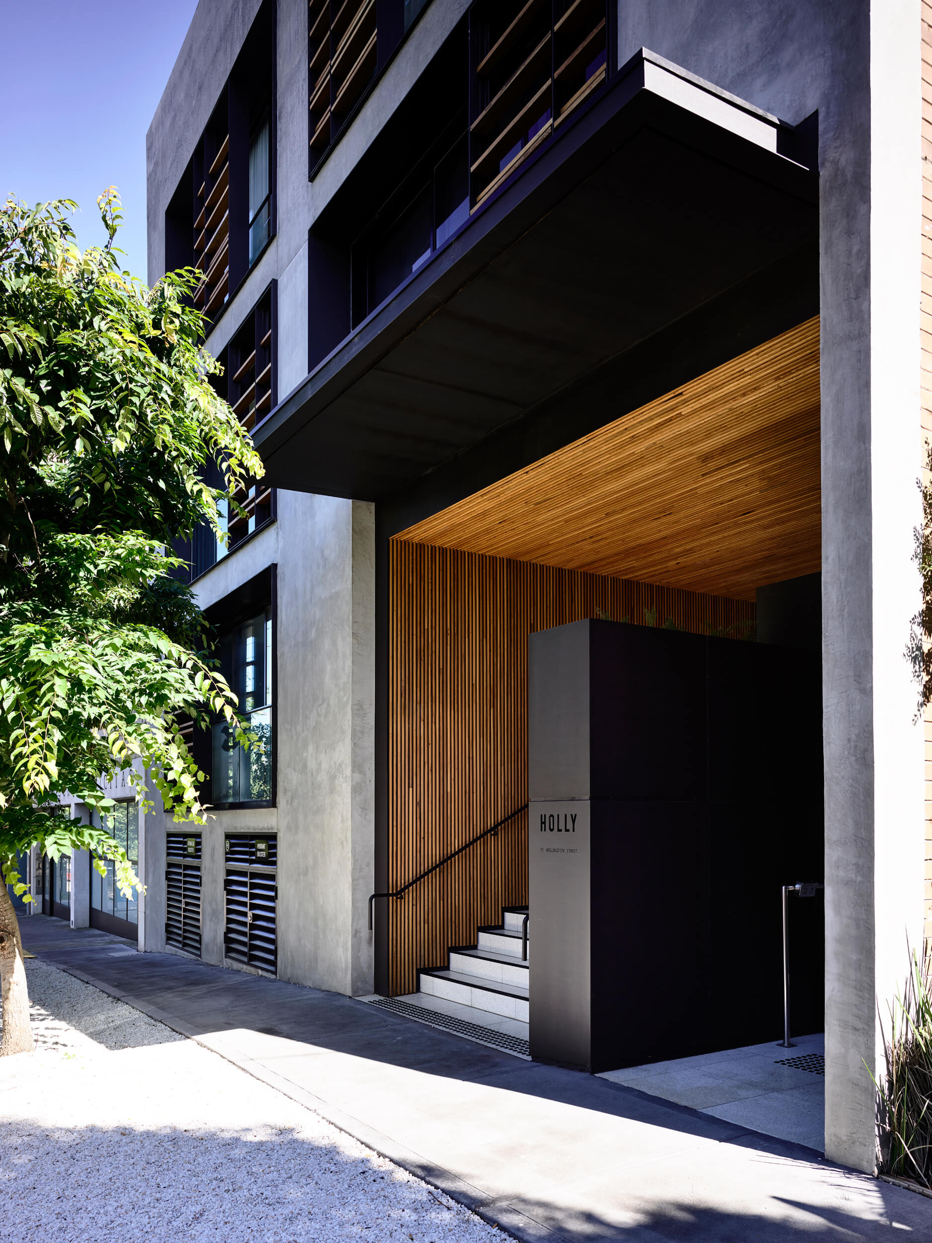 Holly Penthouse By Tom Robertson Architects Project Feature Melbourne, Australia Local Australian Design & Architectureholly R V Derek045