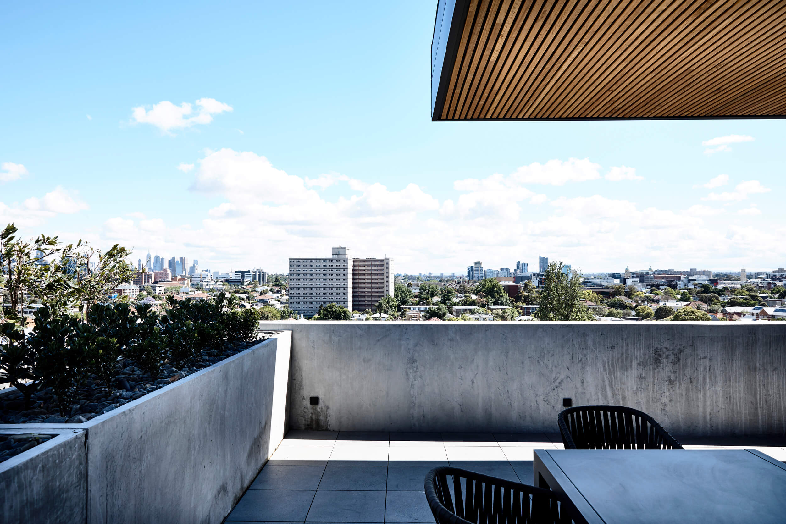 Holly Penthouse By Tom Robertson Architects Project Feature Melbourne, Australia Local Australian Design & Architectureholly R V Derek090