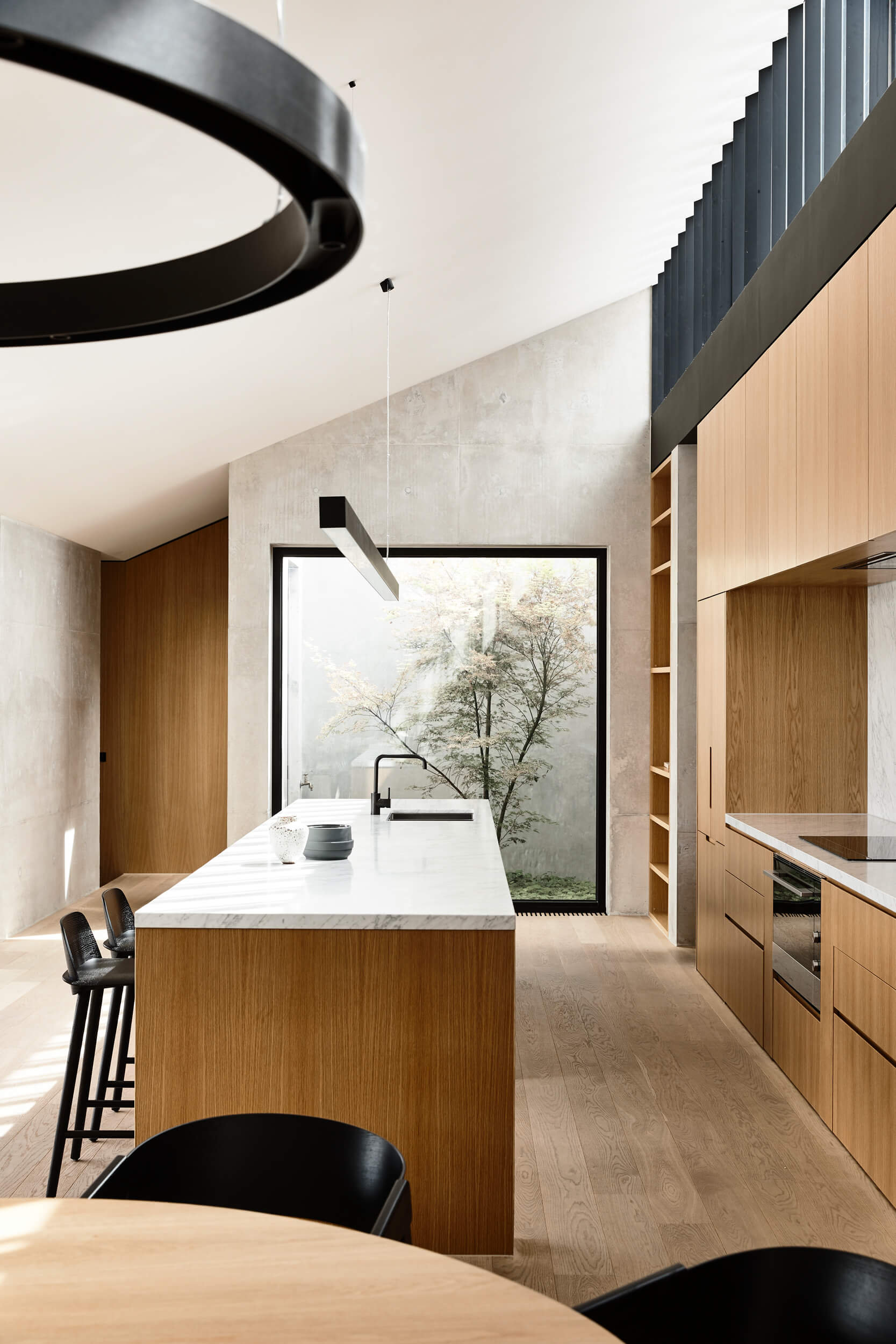 Prahran Residence By Rob Kennon The Fisher & Paykel Seriesrka Airlie017