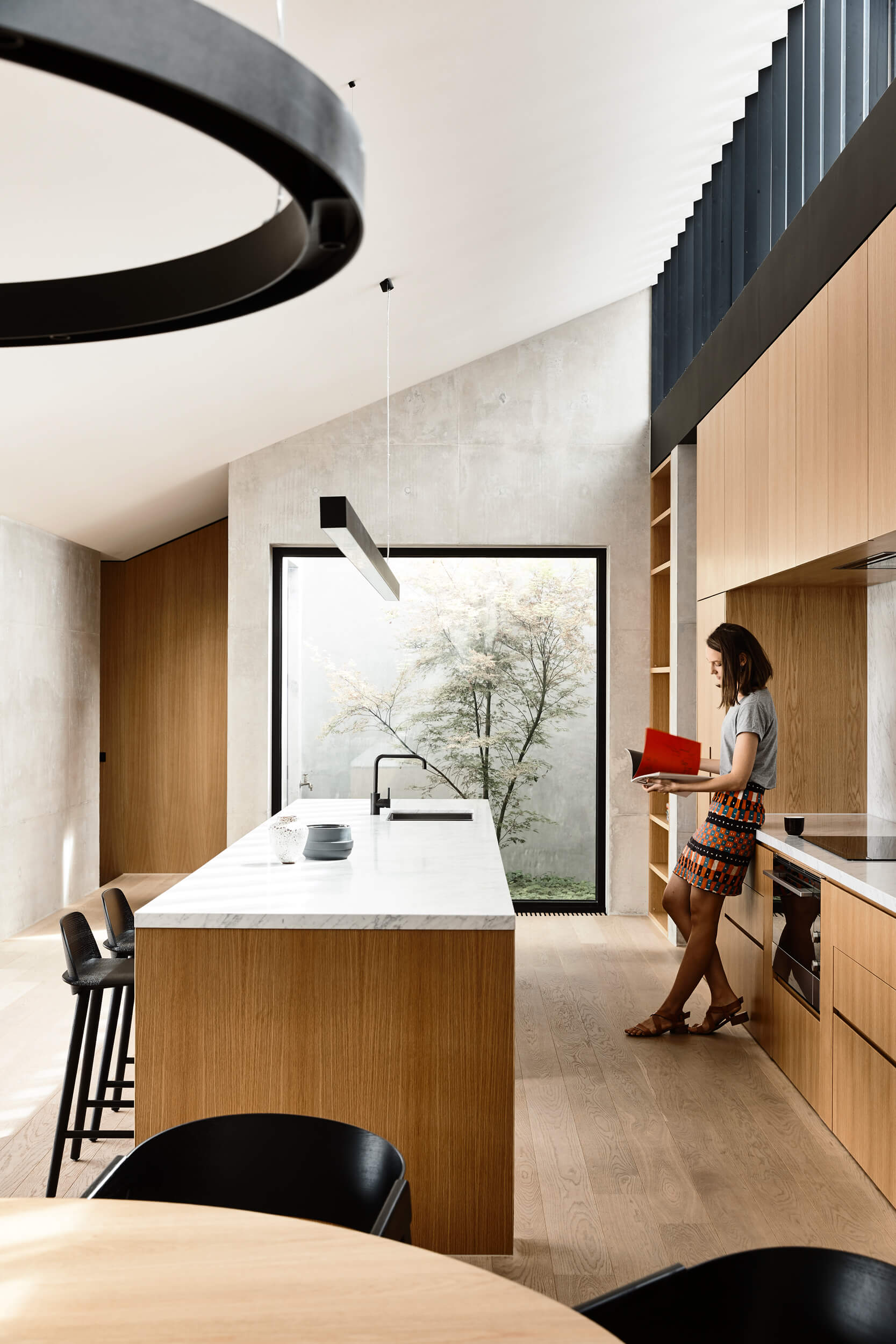 Prahran Residence By Rob Kennon The Fisher & Paykel Seriesrka Airlie018