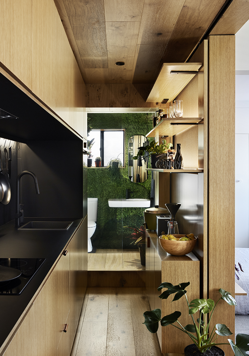 He Sees 'success As A Measure Of When You Make A Space Or Detail Seem Easy, And Effortless.