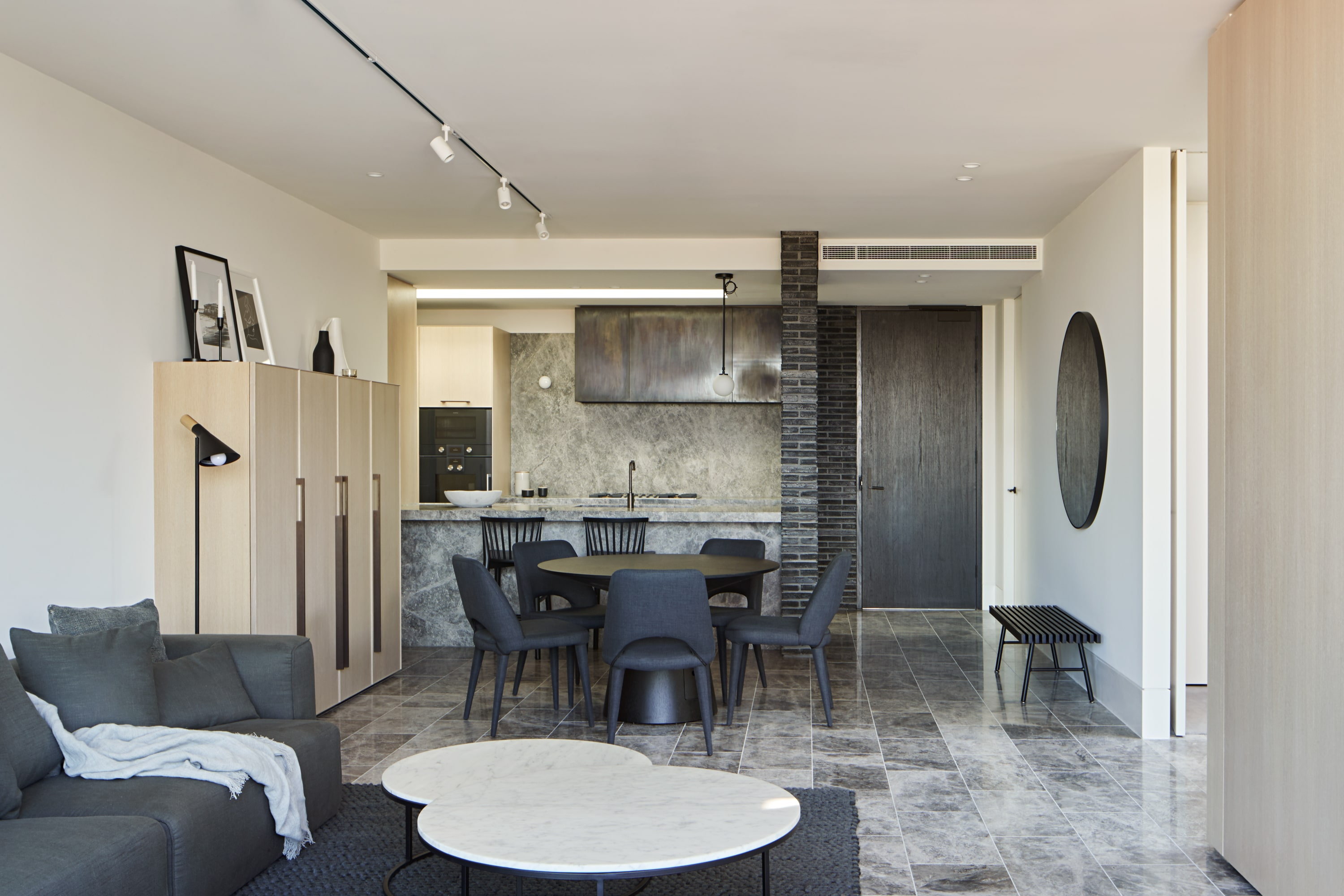Elwood House By Hecker Guthrie Modern Interior Design And Styling