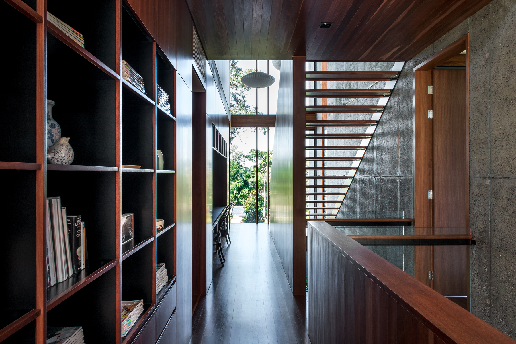 The Nest by Shaun Lockyer Architects - An Acreage Lifestyle Moments from the City