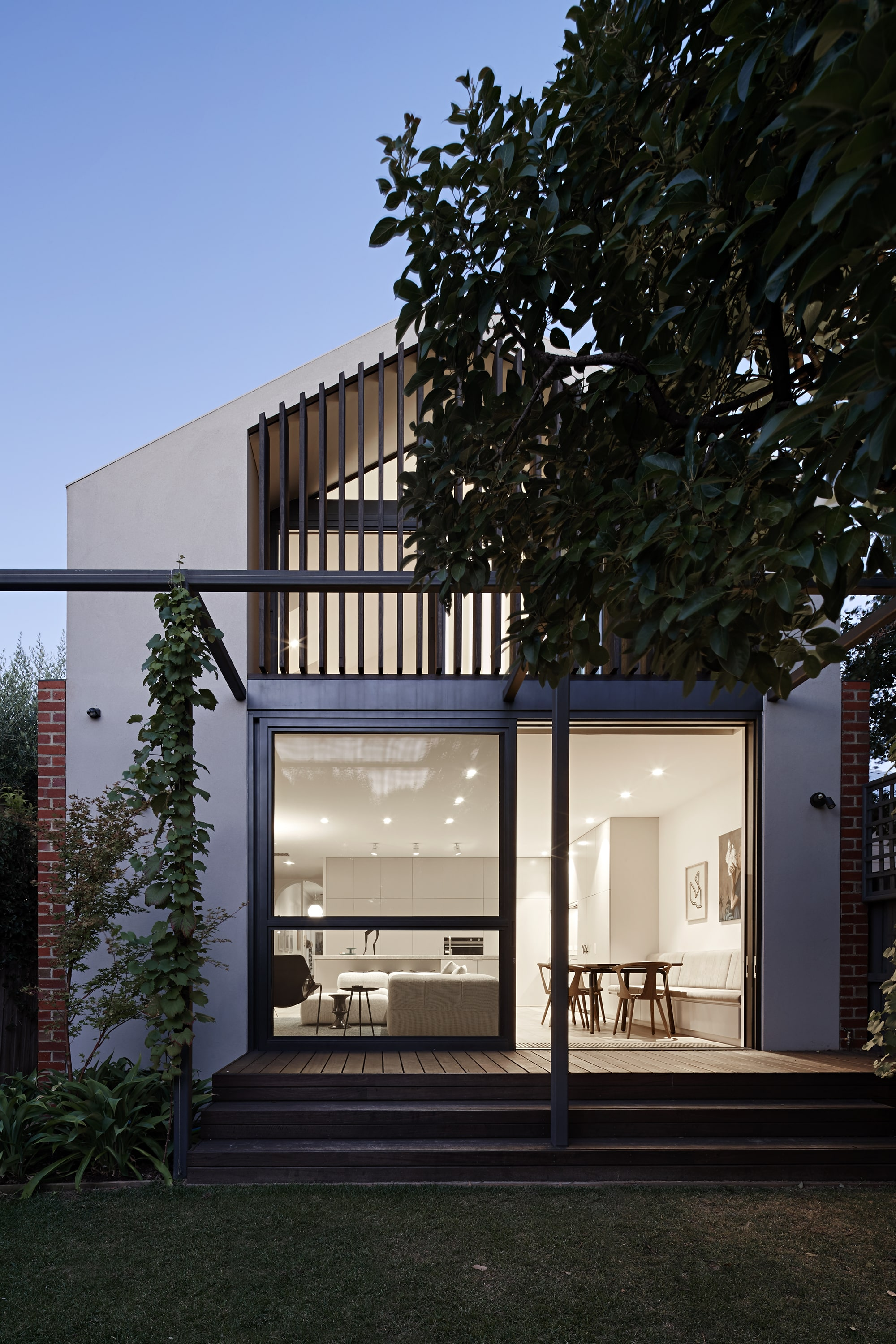 Proportion And Natural Light Played A Huge Part In This Success