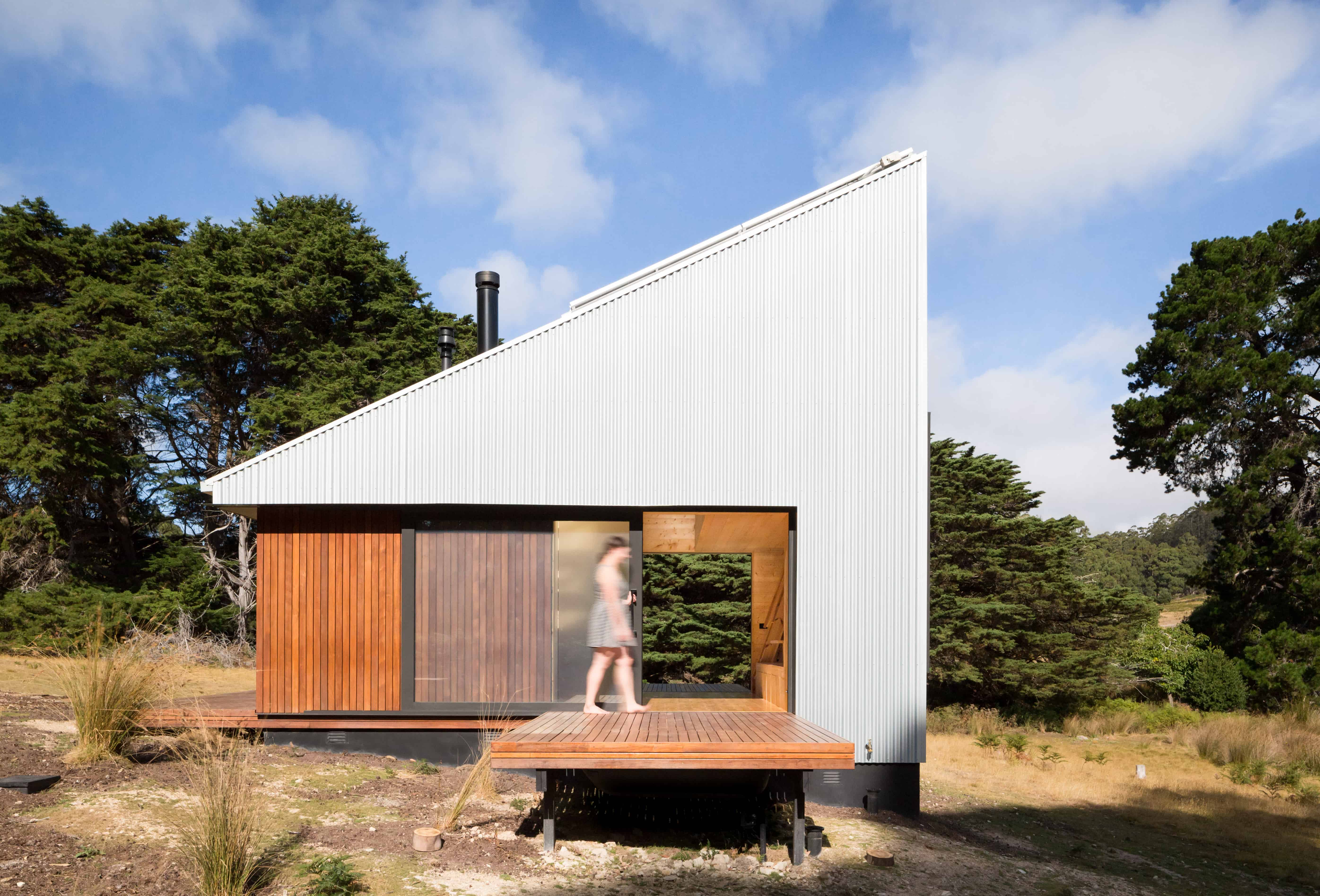 The Township Of Alonnah Is Located On The West Coast Of Bruny Island And Is The Site Of Maguire + Devine Architects' Project, Bruny Island Hide