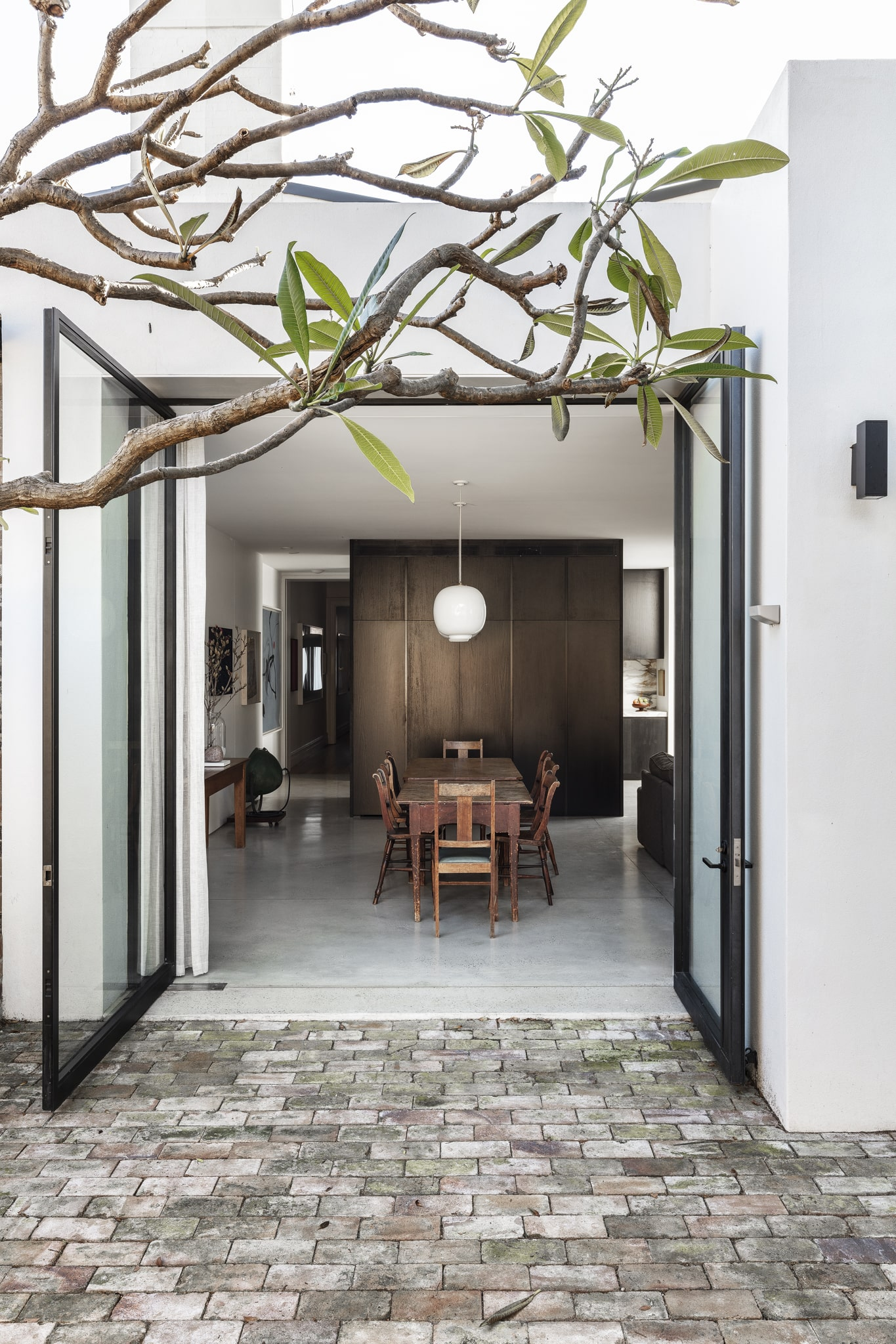 Arque Chimney House Local Sydney Interior Design And Architecture Beautiful Homes And Houses
