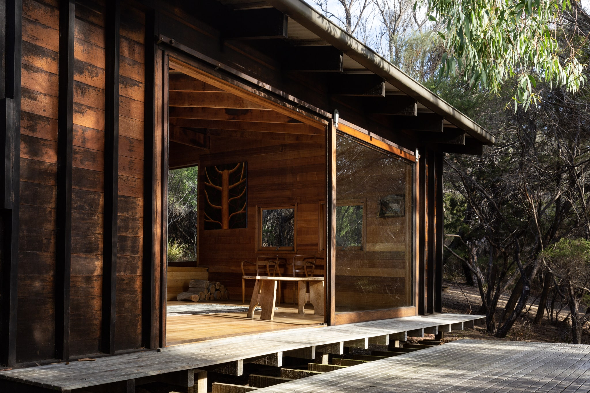 Decades Later, Friendly Beaches Lodge Is Awarded First Place For Enduring Architecture At The 2018 Tasmanian Architecture