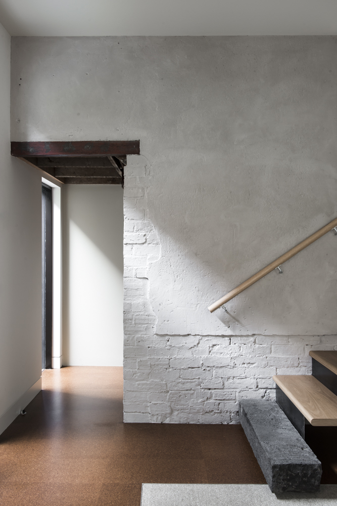 Light Is Encouraged From Above And The Side, Dispersed Through New And Existing Openings.