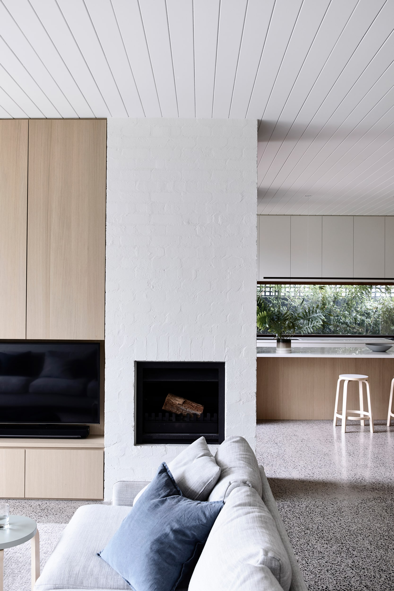 """The Brighton House Creates An Interplay Of """"some Very Large, Open Spaces, And Hidden Retreats Throughout"""